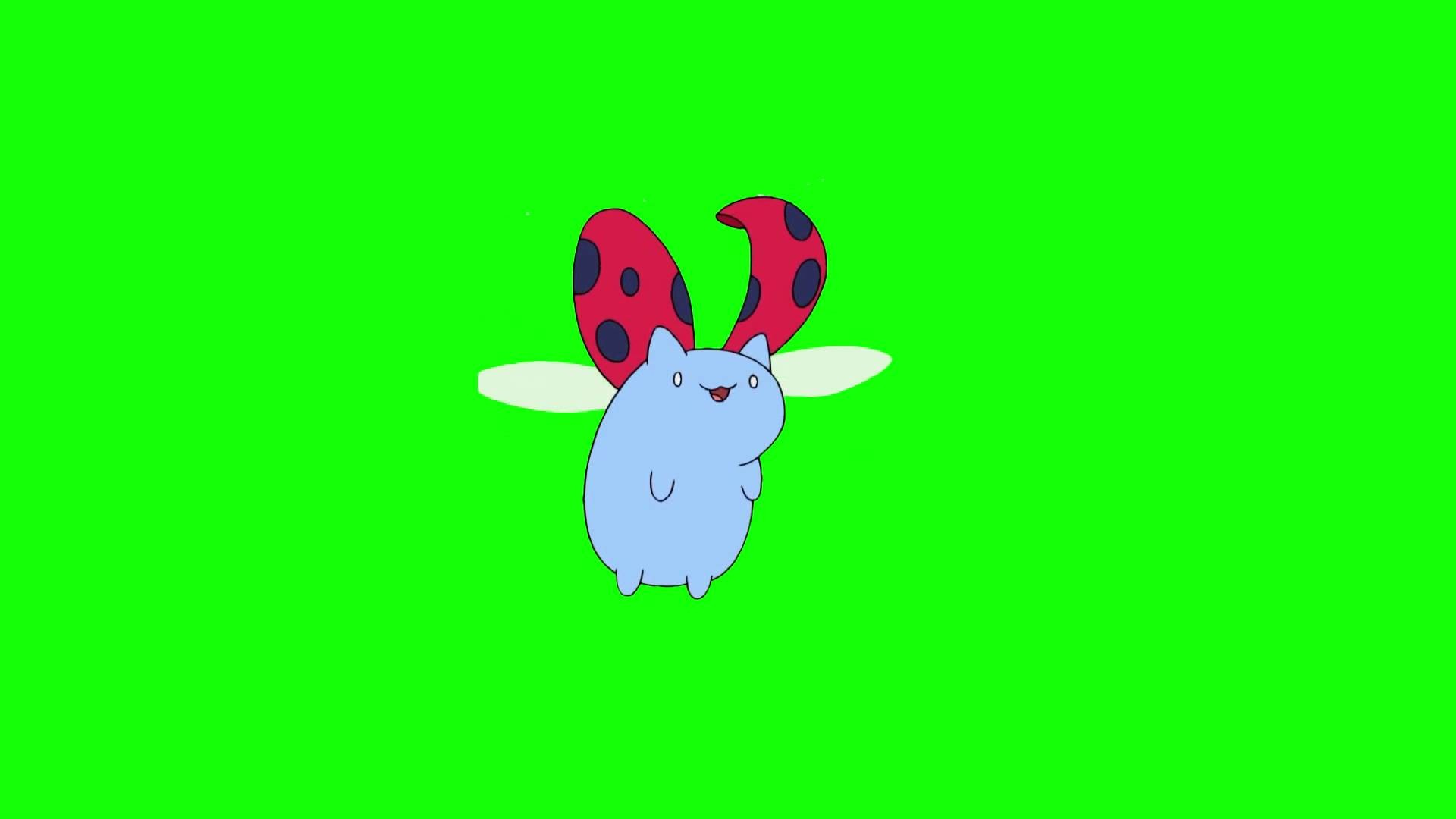 Res: 1920x1080, Bravest Warriors - Catbug Green Screen - (DOWNLOAD)