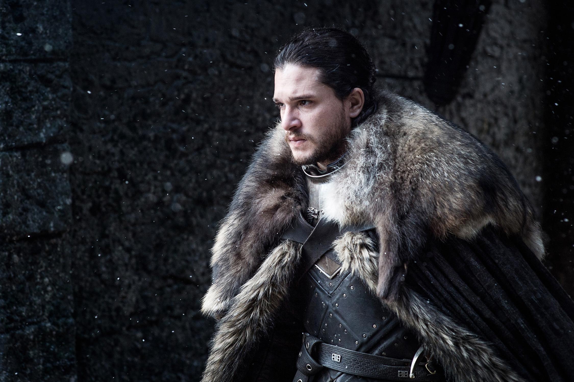 Res: 2250x1498, Jon Snow Game Of Thrones 2017