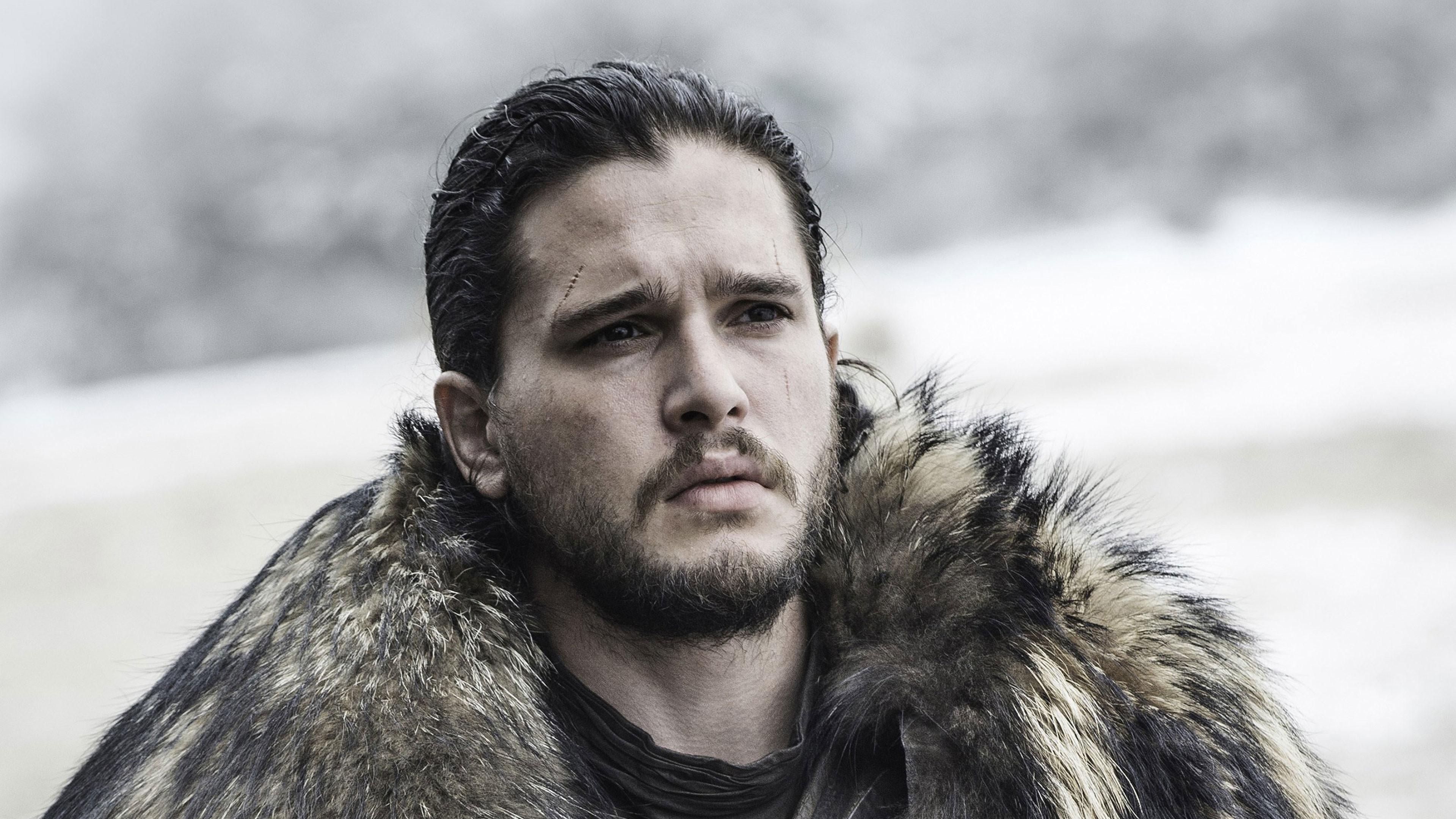 Res: 3840x2160, Jon Snow Season 6 Episode 9