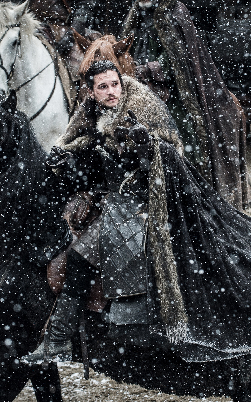 Res: 1875x3000, Jon Snow (Kit Harington) ...