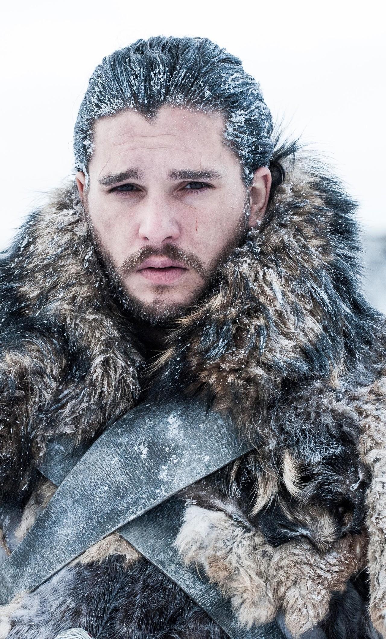 Res: 1280x2120, Jon Snow Wallpaper