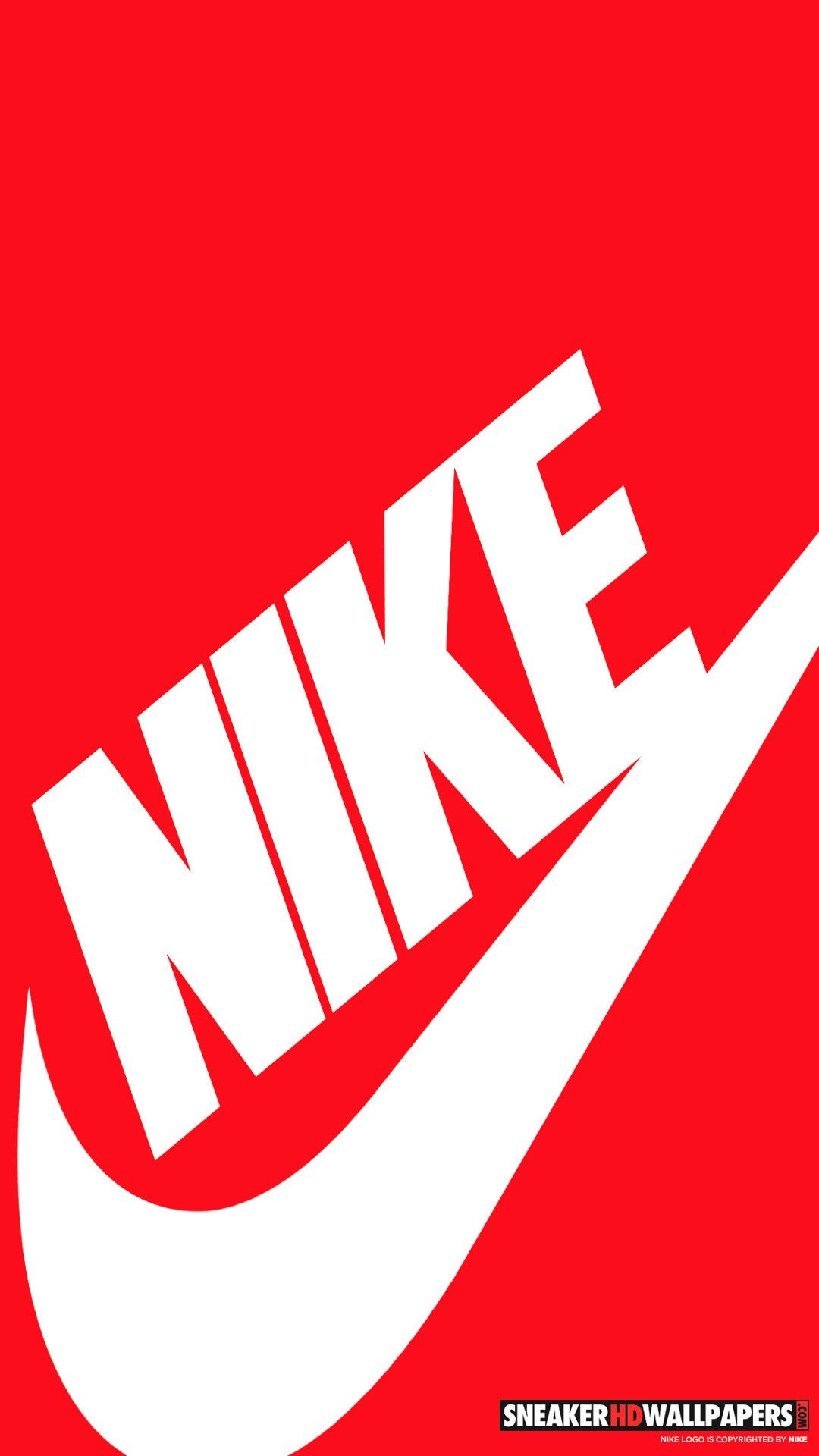 Res: 1080x1920, Nike (red/white)