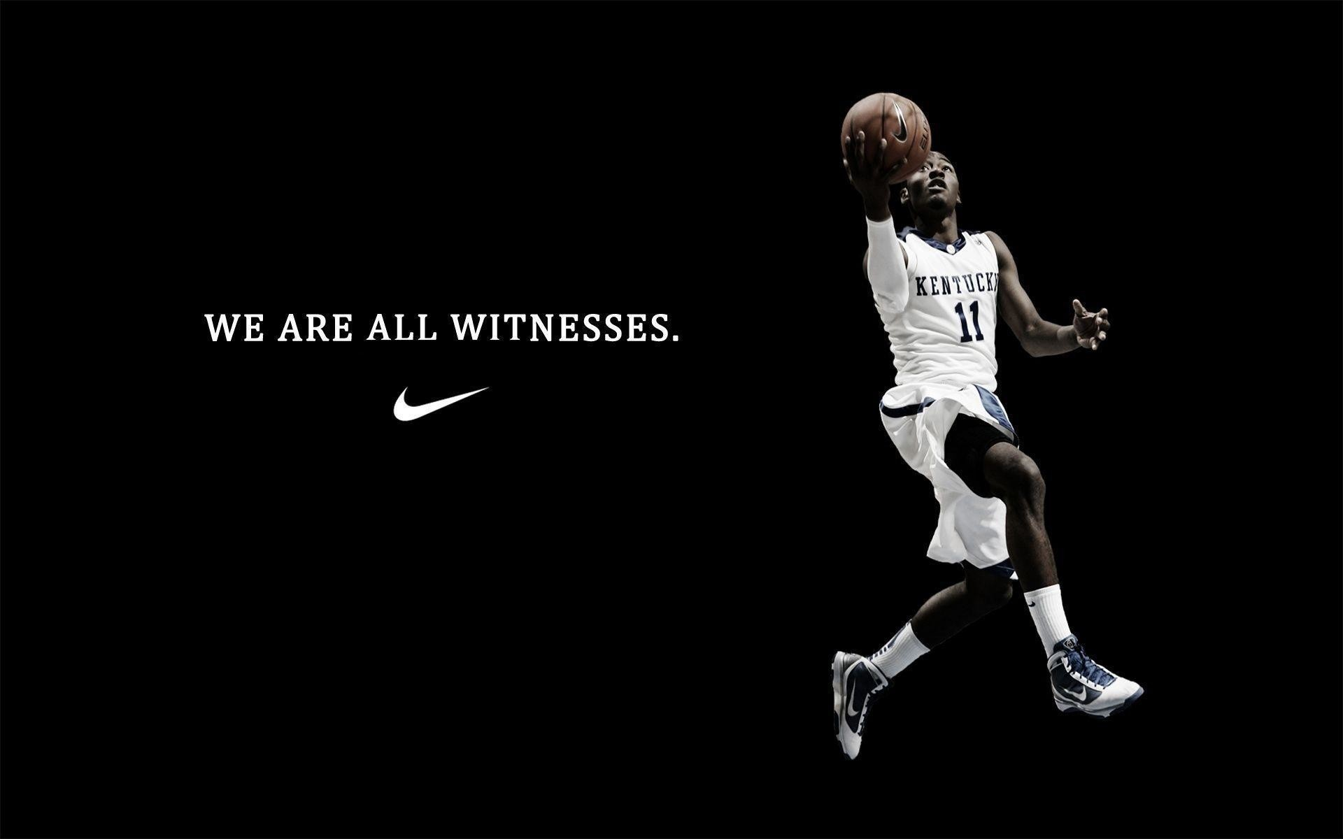 Res: 1920x1200, Wallpapers For > Nike Wallpaper Just Do It Basketball