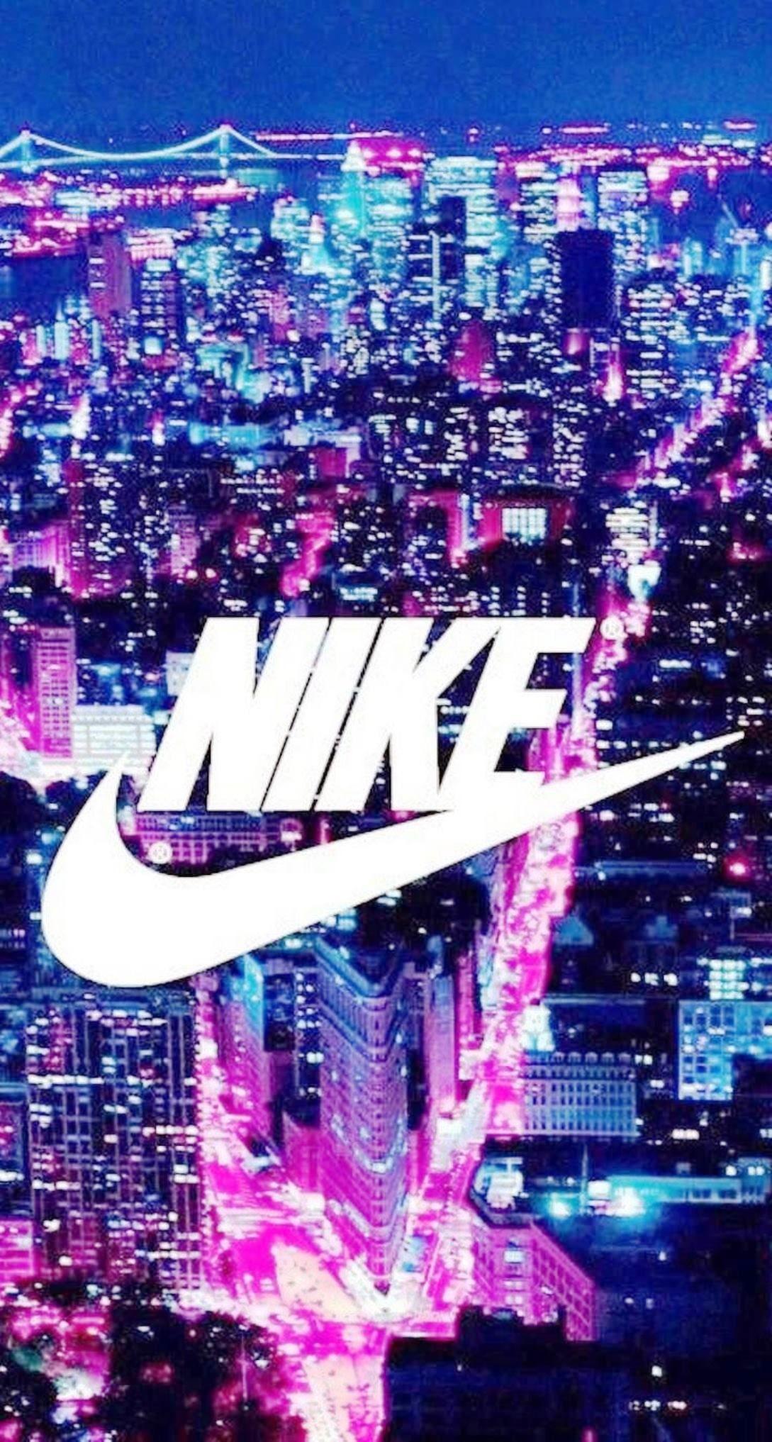Res: 1089x2034, White Nike Logo iPhone 6 / 6 Plus wallpaper