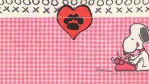 Peanuts Valentines wallpapers