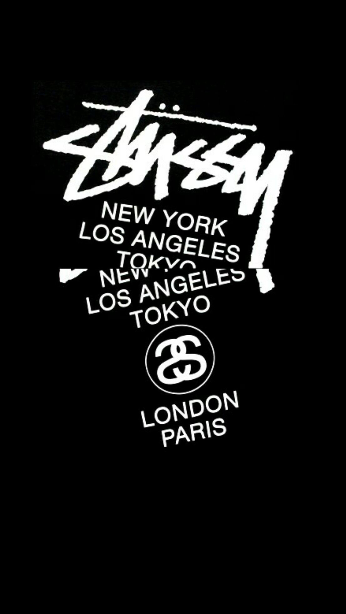 Res: 1107x1965, #stussy #black #wallpaper #android #iphone