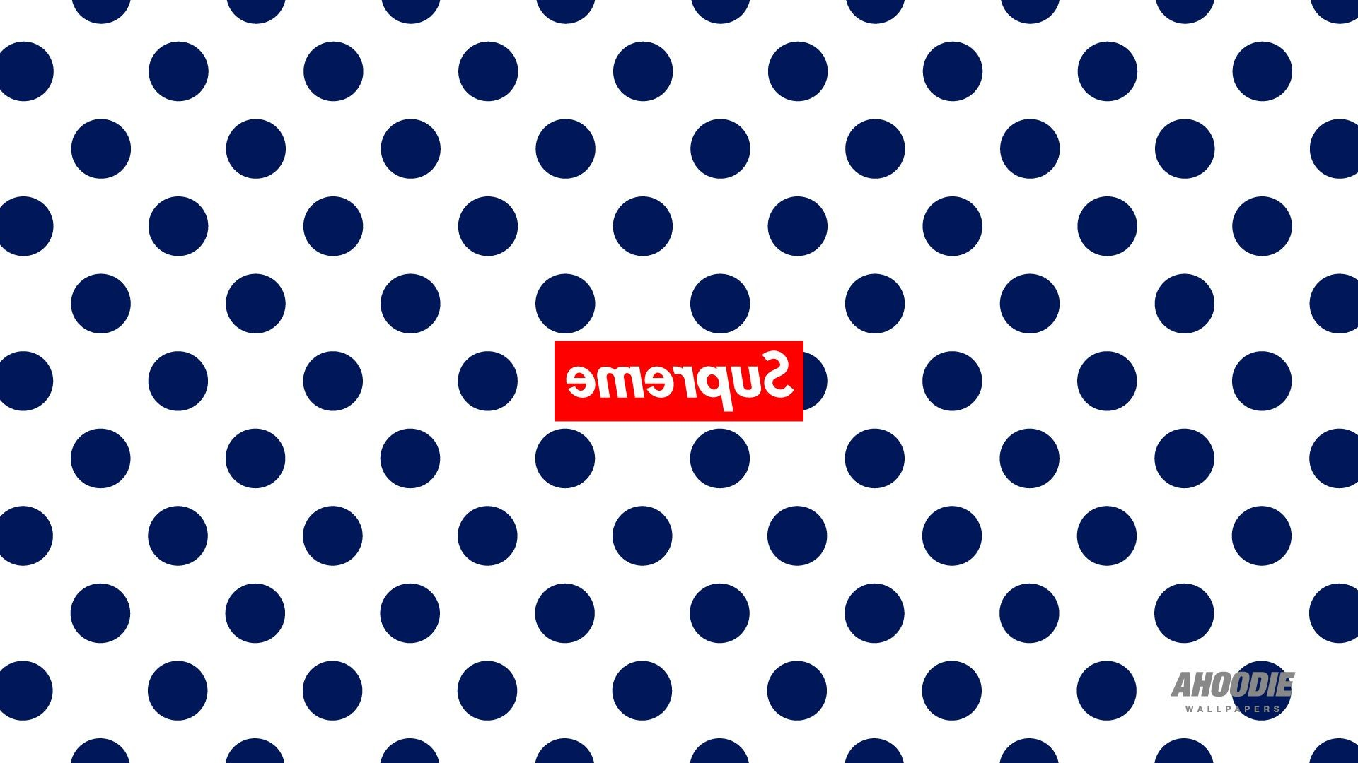 Res: 1920x1080, Wallpapers Supreme New Polka Dot Pattern For Iphone And