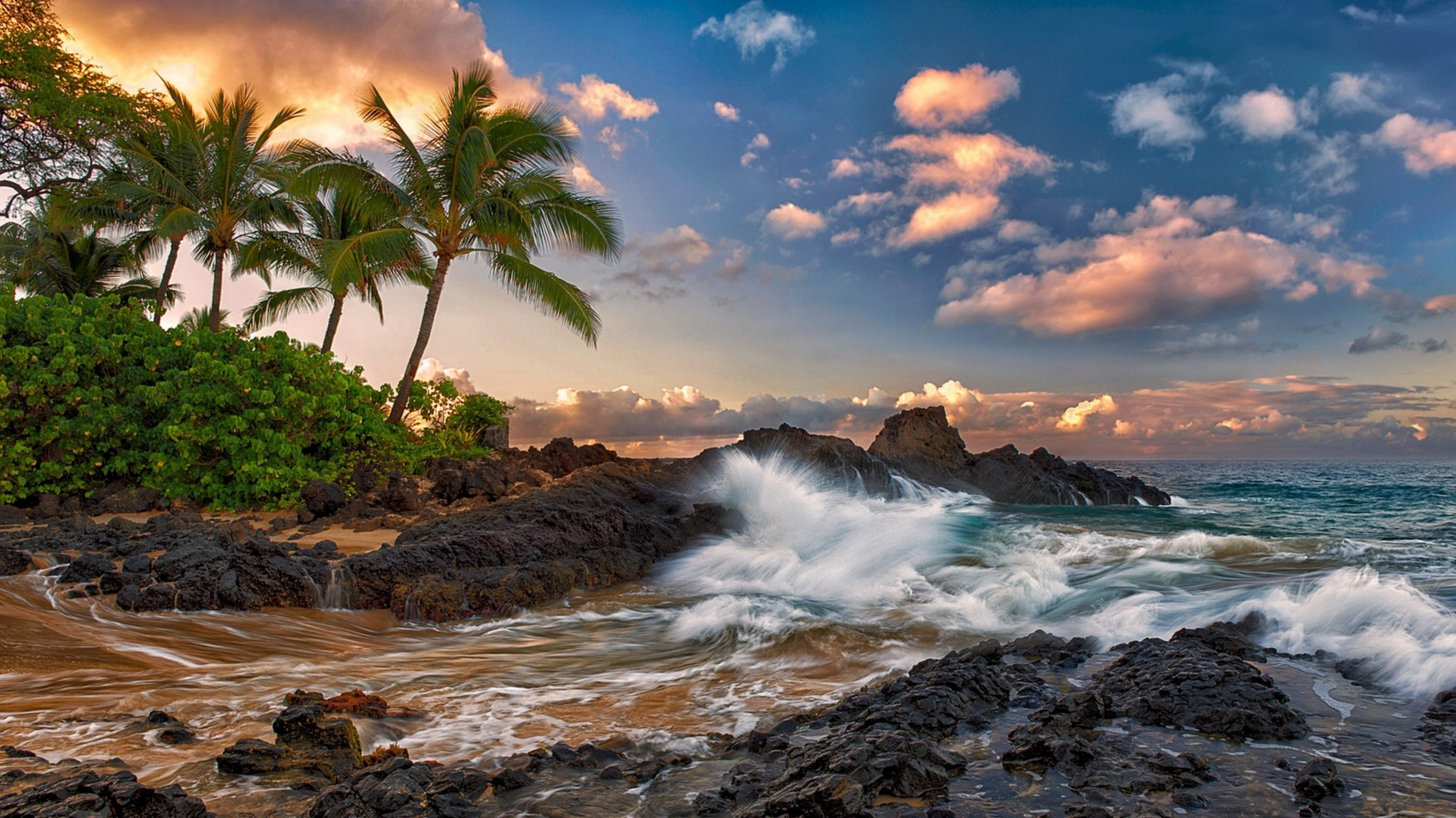 Res: 3840x2160, Most Popular Hawaii Wallpapers Background Image. Download Image