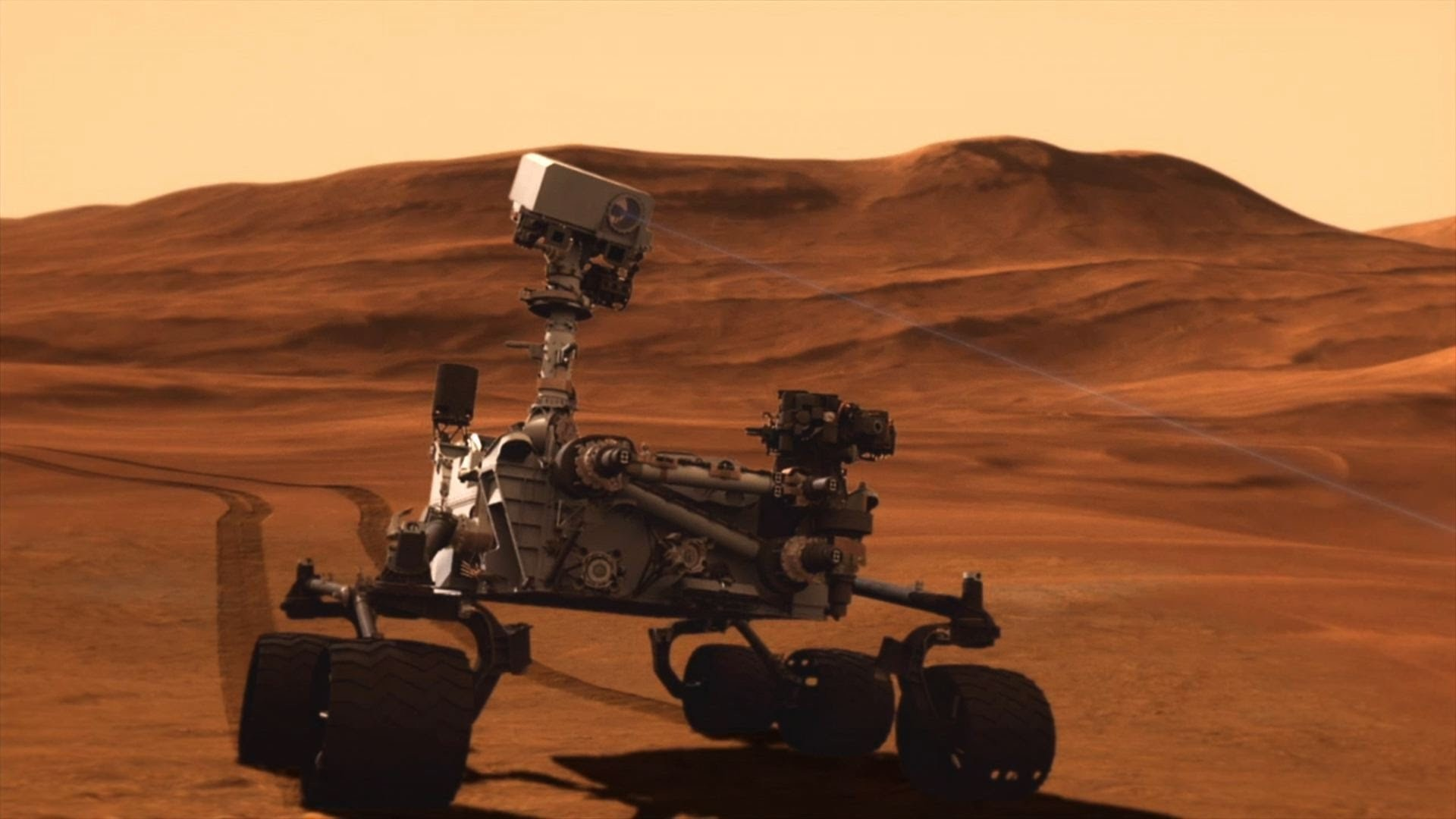 Res: 1920x1080, Liz meets the Mars Curiosity Rover's twin - Stargazing LIVE - Series 3  Episode 1 - BBC Two - YouTube