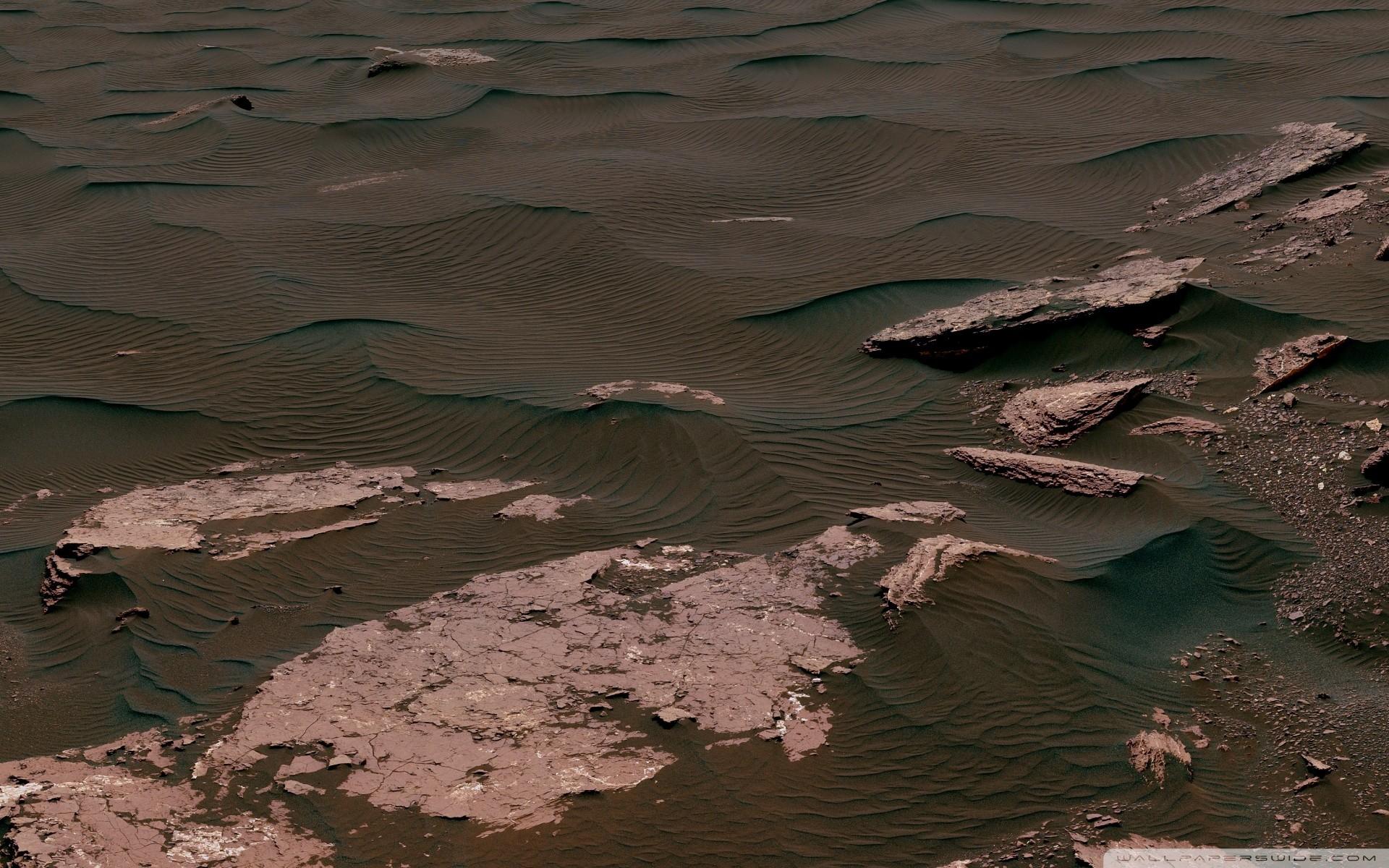 Res: 1920x1200, Curiosity Mars Rover at…