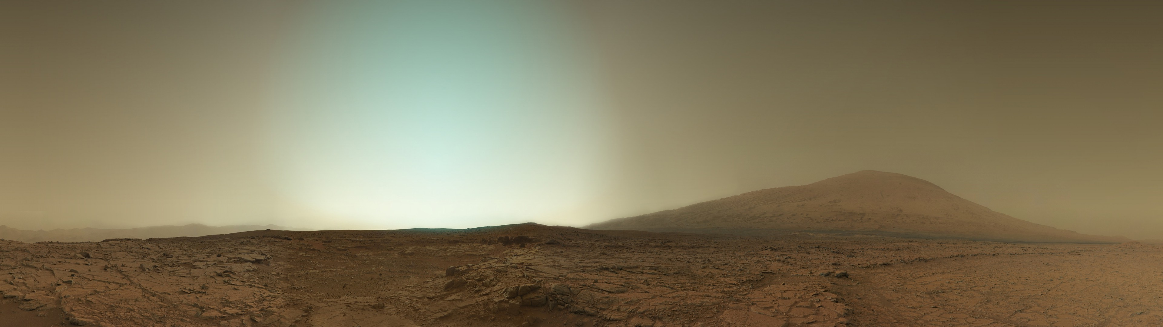 Res: 3840x1080, Mars, Curiosity, Space, NASA, Multiple Display Wallpapers HD / Desktop and  Mobile Backgrounds