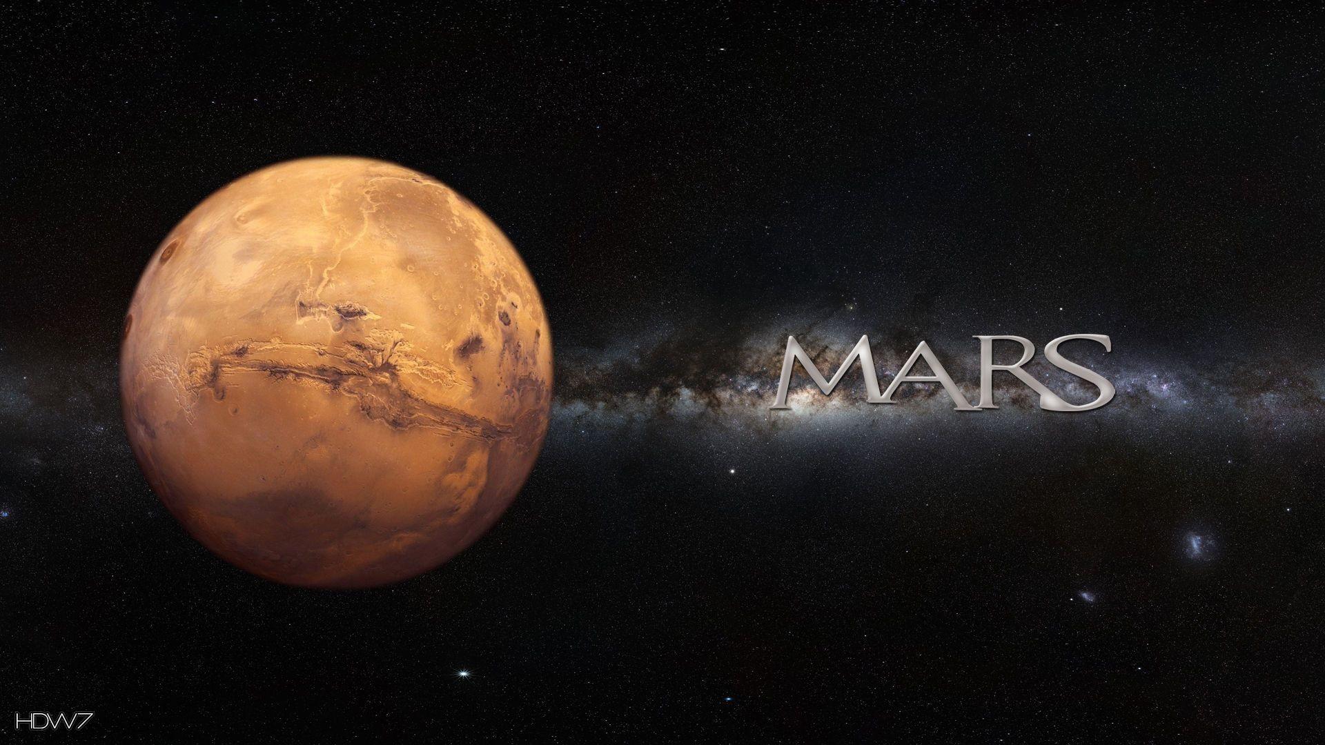 Res: 1920x1080, Mars Planet HD Wallpapers, Desktop Backgrounds, Mobile Wallpapers 1920×1080 Mars  Wallpapers (