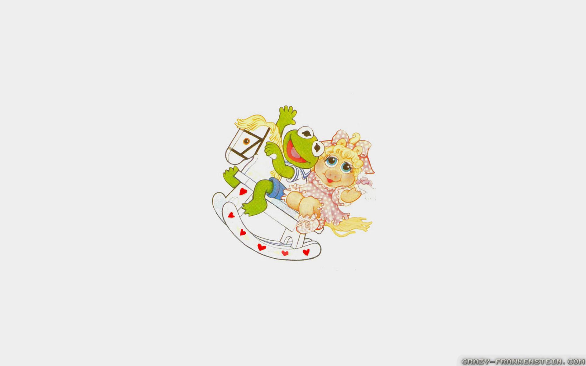 Res: 1920x1200, Wallpaper: Kermit miss piggy muppet babies. Resolution: 1024x768 |  1280x1024 | 1600x1200. Widescreen Res: 1440x900 | 1680x1050 |