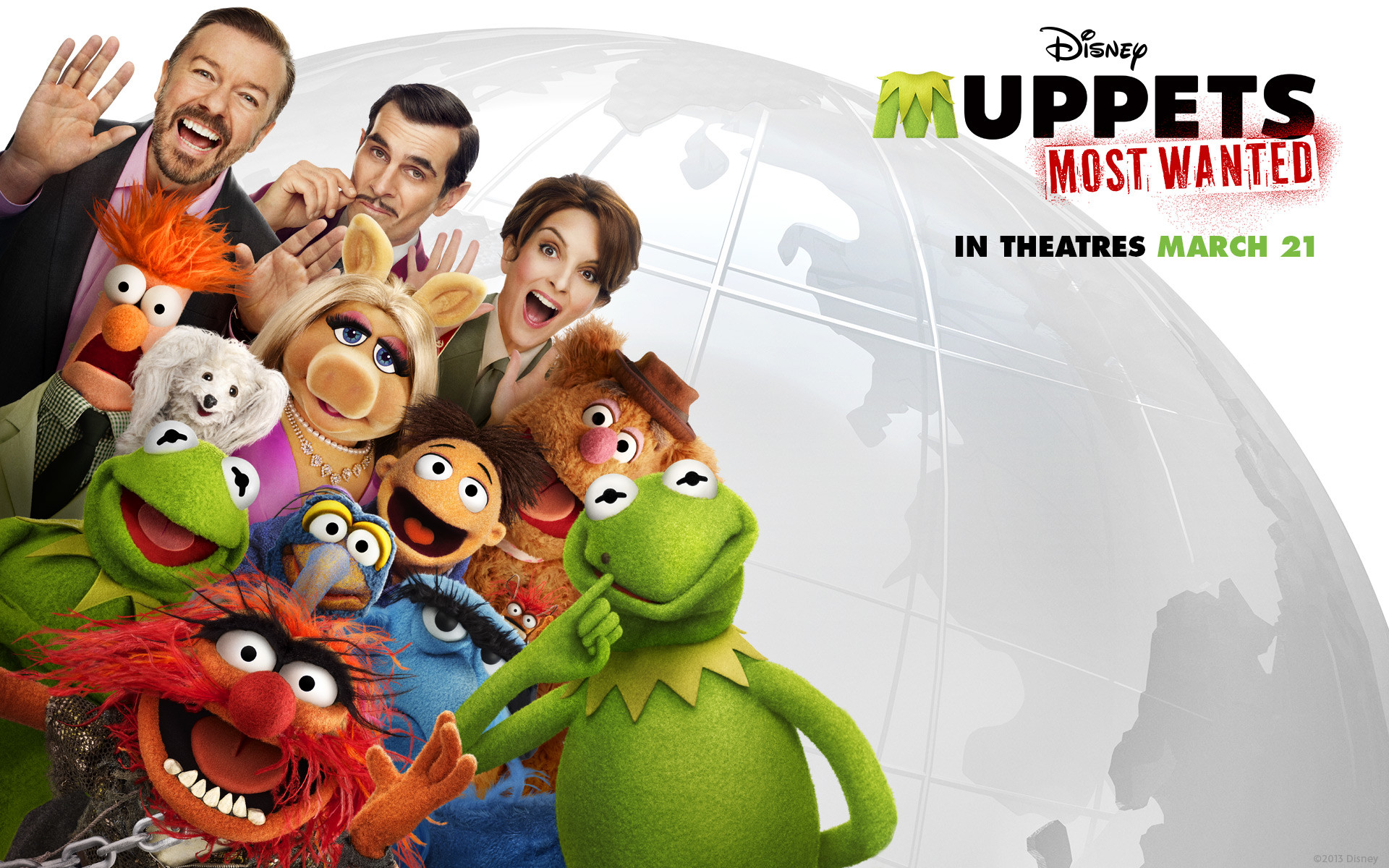 Res: 1920x1200, Amazing Muppets Most Wanted Pictures & Backgrounds