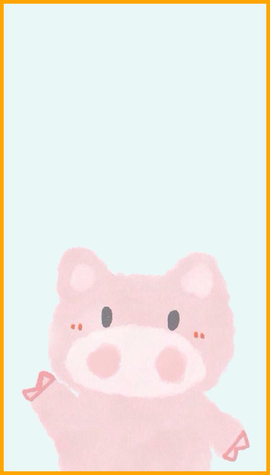 Res: 1110x1950, Unbelievable Pin By Nhu Nguyen On Cute Couple Wallpaper And Pict Of Piggy  Style Concept Piggy