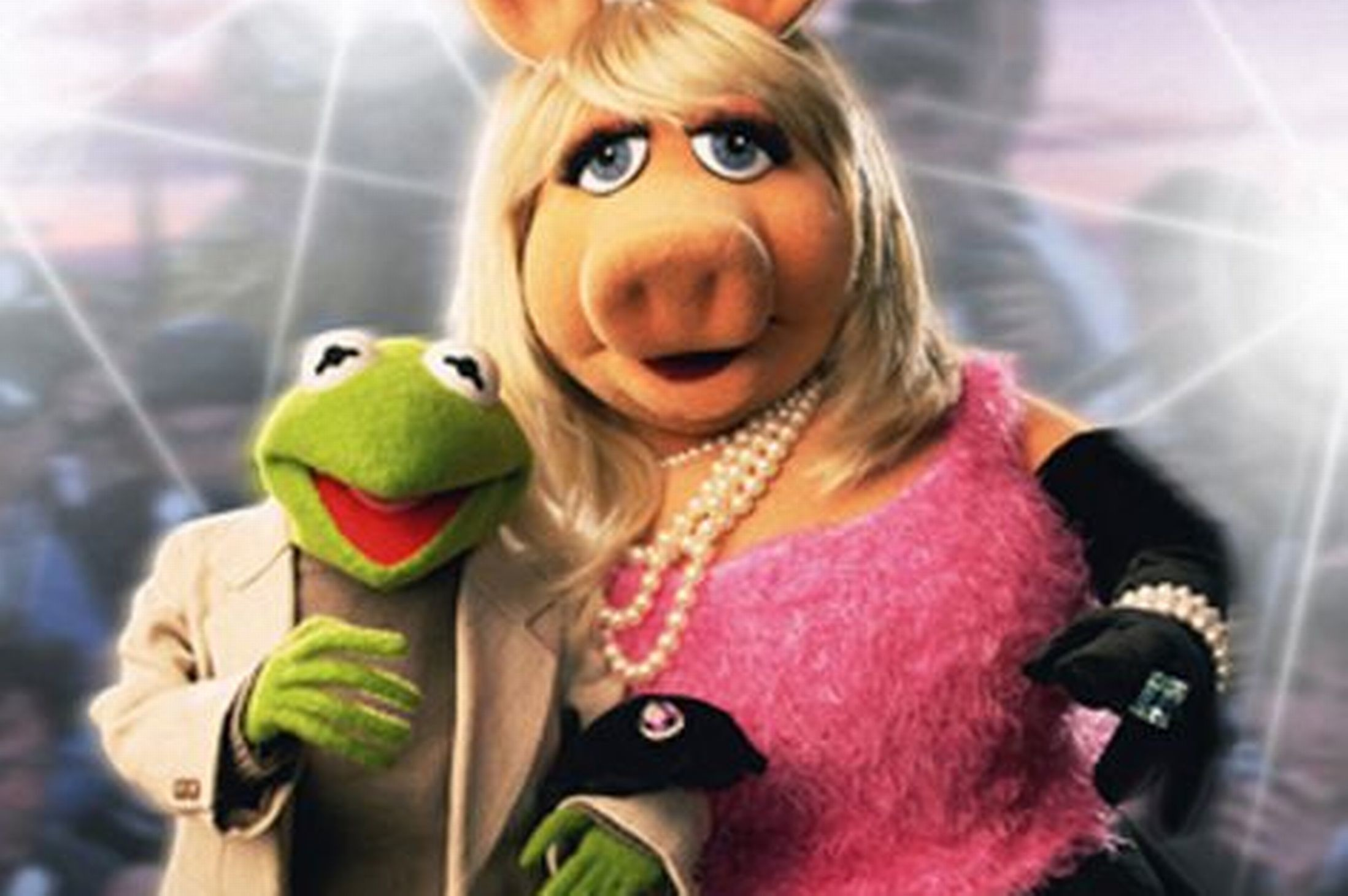 Res: 2197x1461, Miss Piggy and Kermit Frog