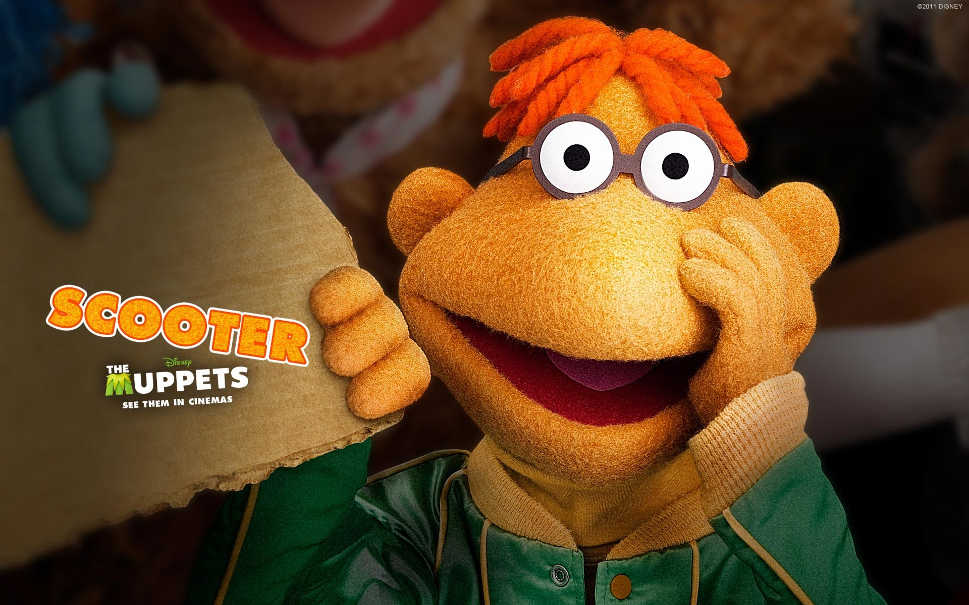 Res: 1920x1200, Scooter, The Muppets Wallpaper  ...