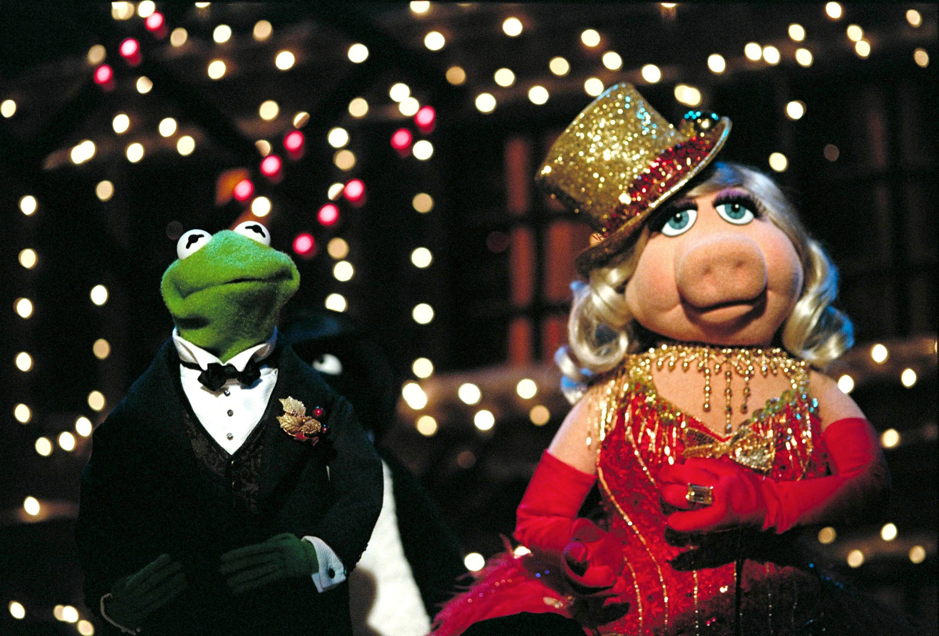 Res: 3024x2048, Miss Piggy and Kermit