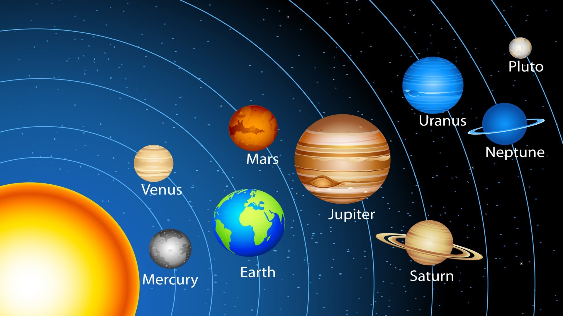 Res: 1920x1080, Solar System Wallpapers 9 - 1920 X 1080