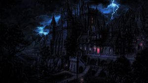 Draculas Castle wallpapers