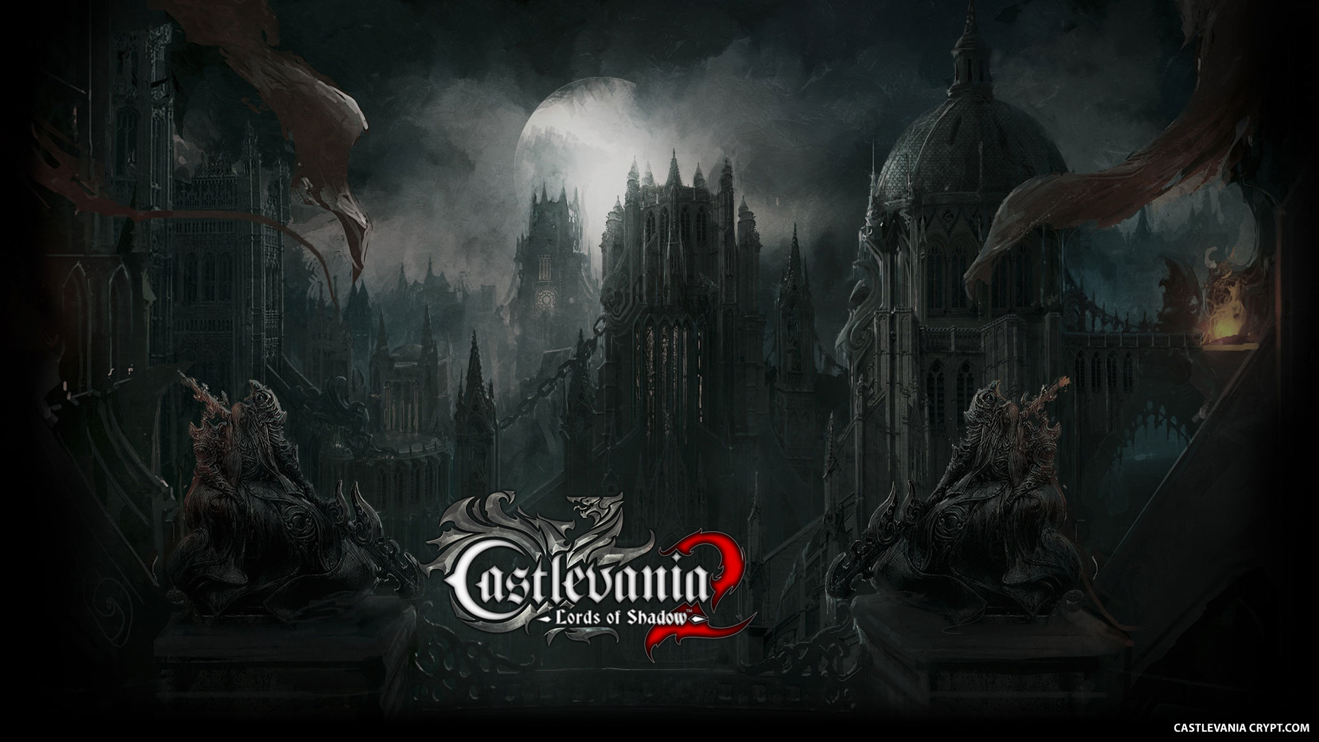 Res: 1920x1080, Castlevania: Lords of Shadow 2 Wallpaper