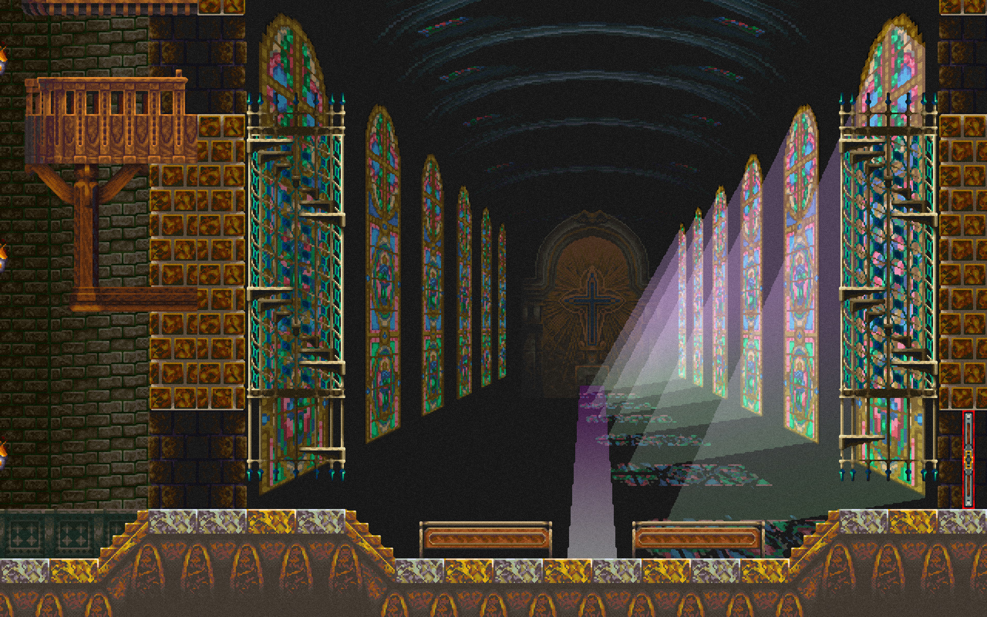 Res: 1920x1200, [Symphony of the Night] Why the hell does Dracula have a giant chapel in  his castle?