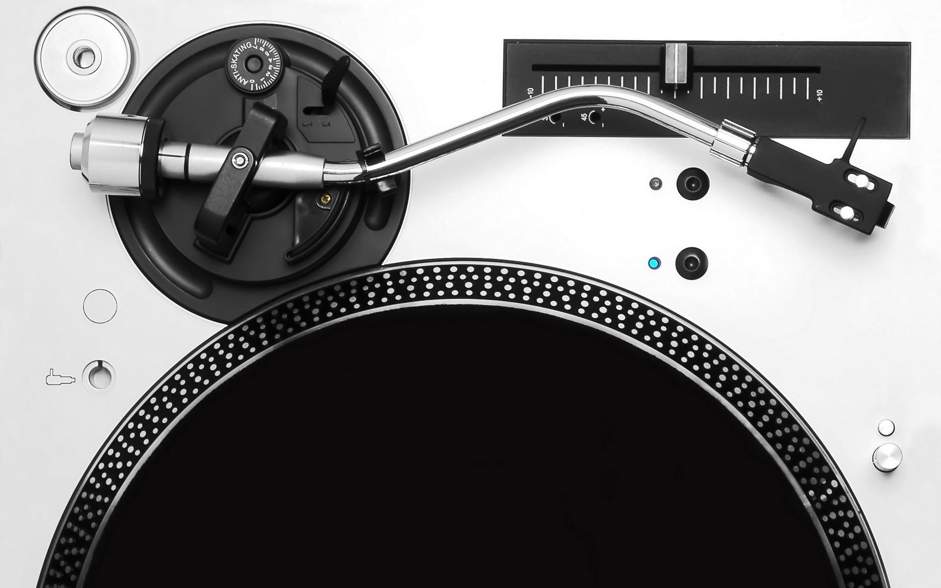 Res: 1920x1200, DJ Turntable Wallpaper Iphone