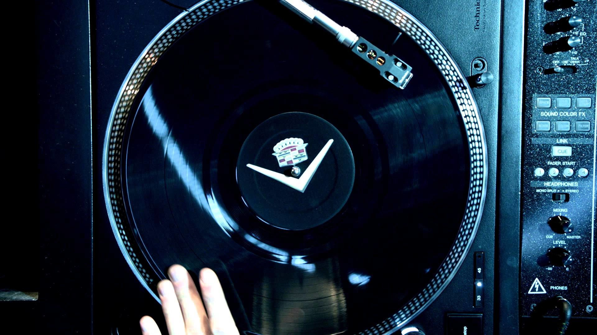 Res: 1920x1080, Turntable Scratch Wallpaper