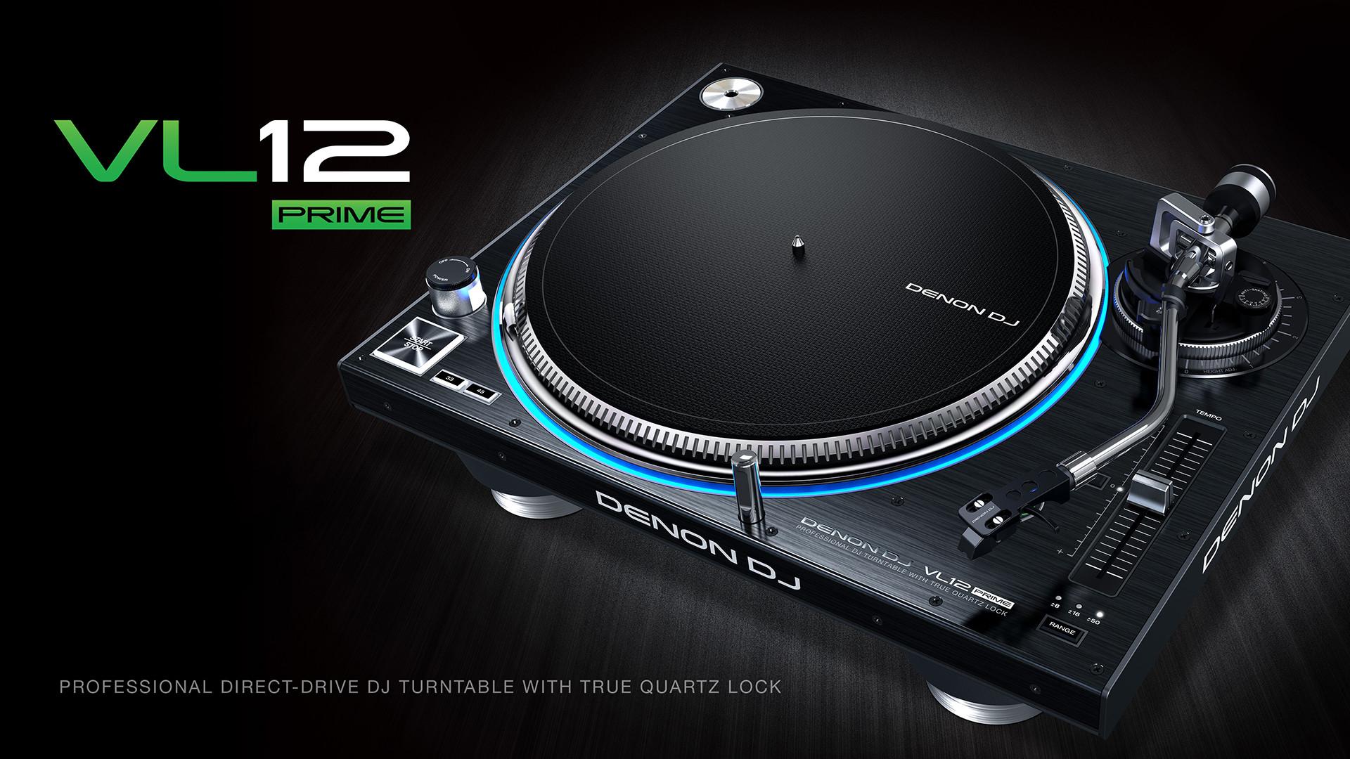 Res: 1920x1080, Denon DJ VL12 Prime