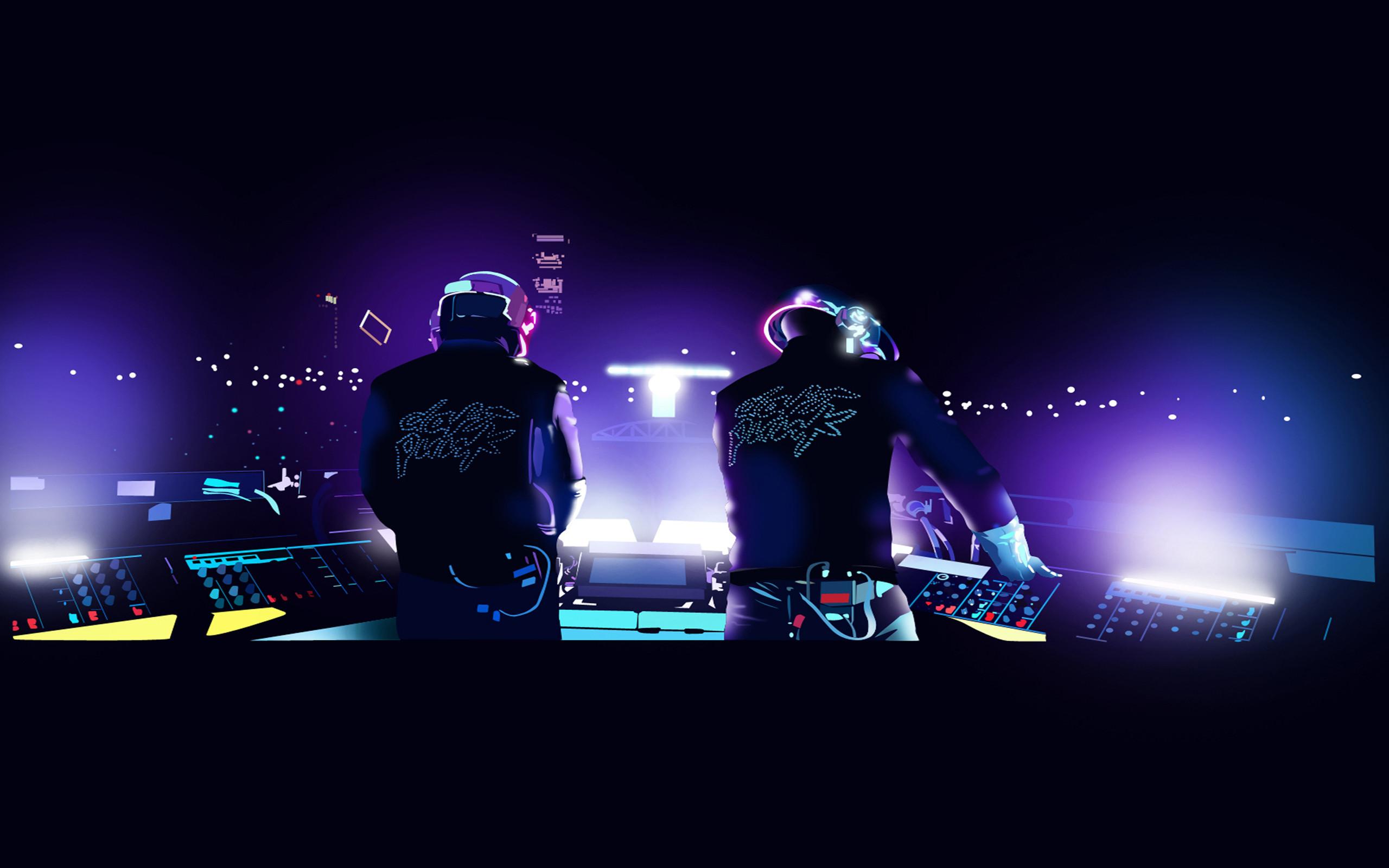 Res: 2560x1600, DJ Music Background Designs