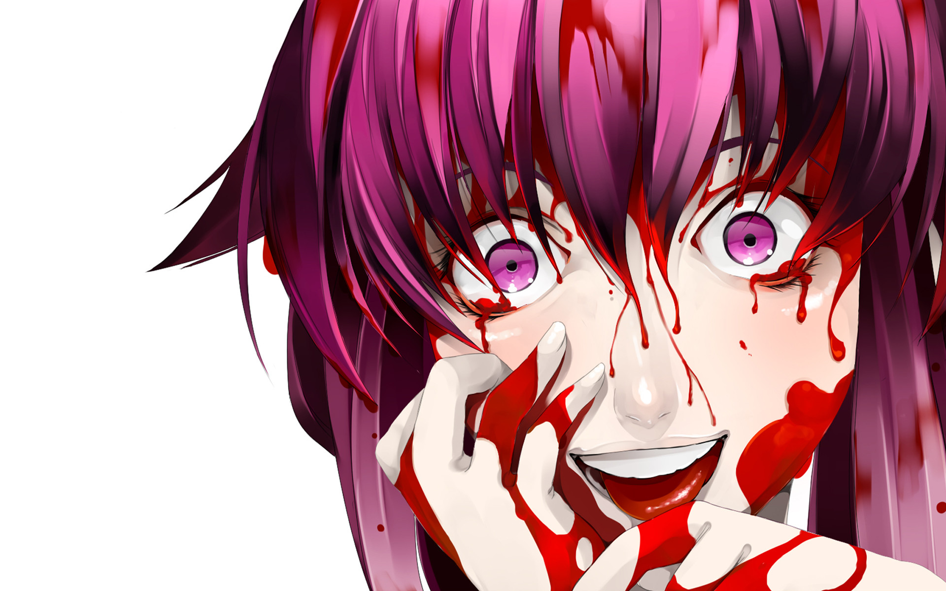 Bloody Anime Wallpapers Hd Wallpaper Collections 4kwallpaper Wiki