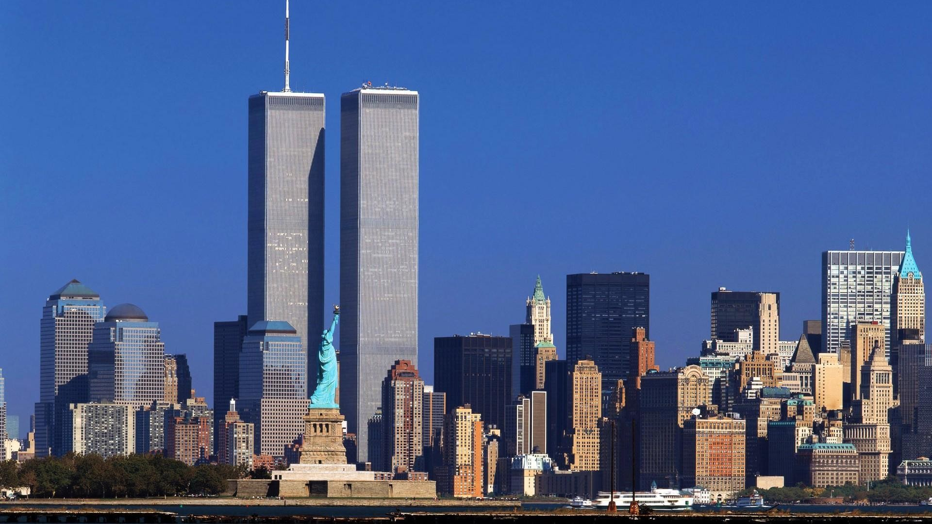 Res: 1920x1080, Wallpapers of the twin towers in New York  1080p hd .