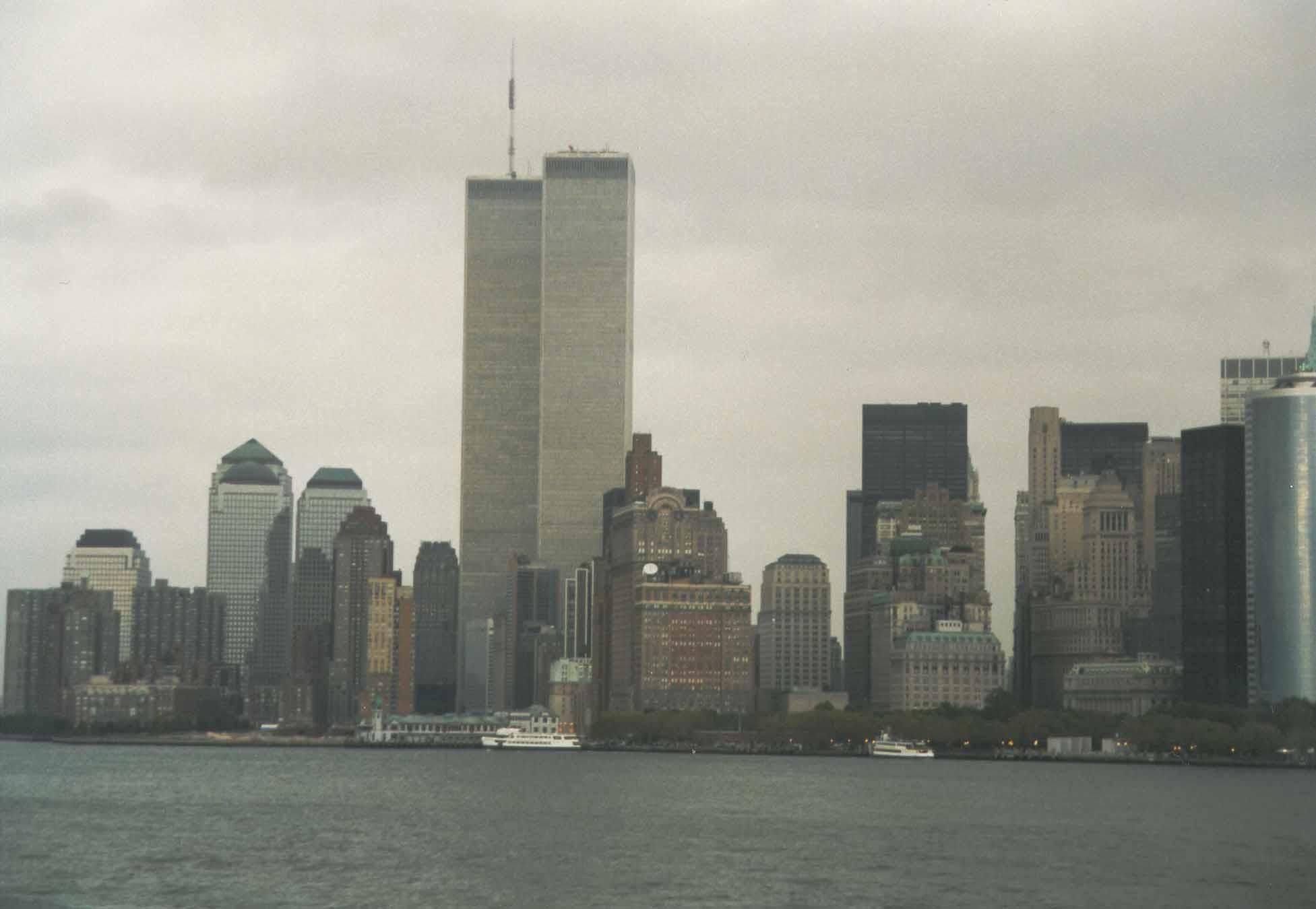 Res: 1953x1350, World Trade Center, New York City, Manhattan, twin towers - Free Wallpaper  / WallpaperJam.com