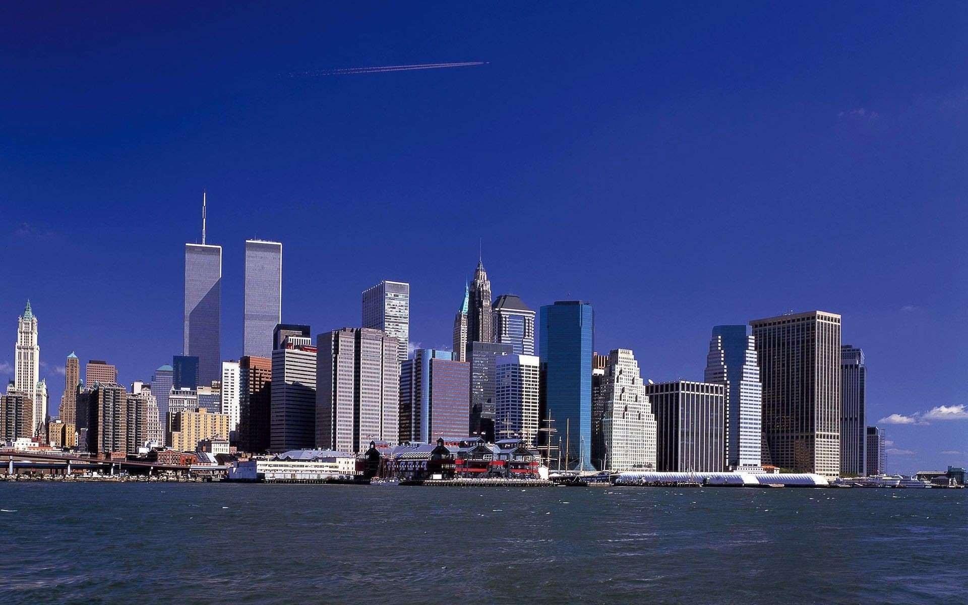 Res: 1920x1200, World trade center new york twin towers Wtc new York,. Android wallpapers  for free.