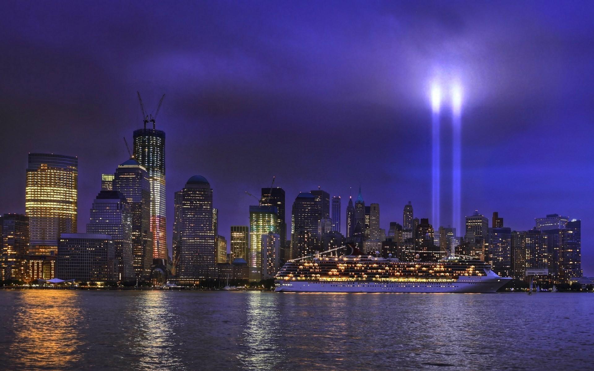 Res: 1920x1200, wallpaper cityscapes · World Trade Center