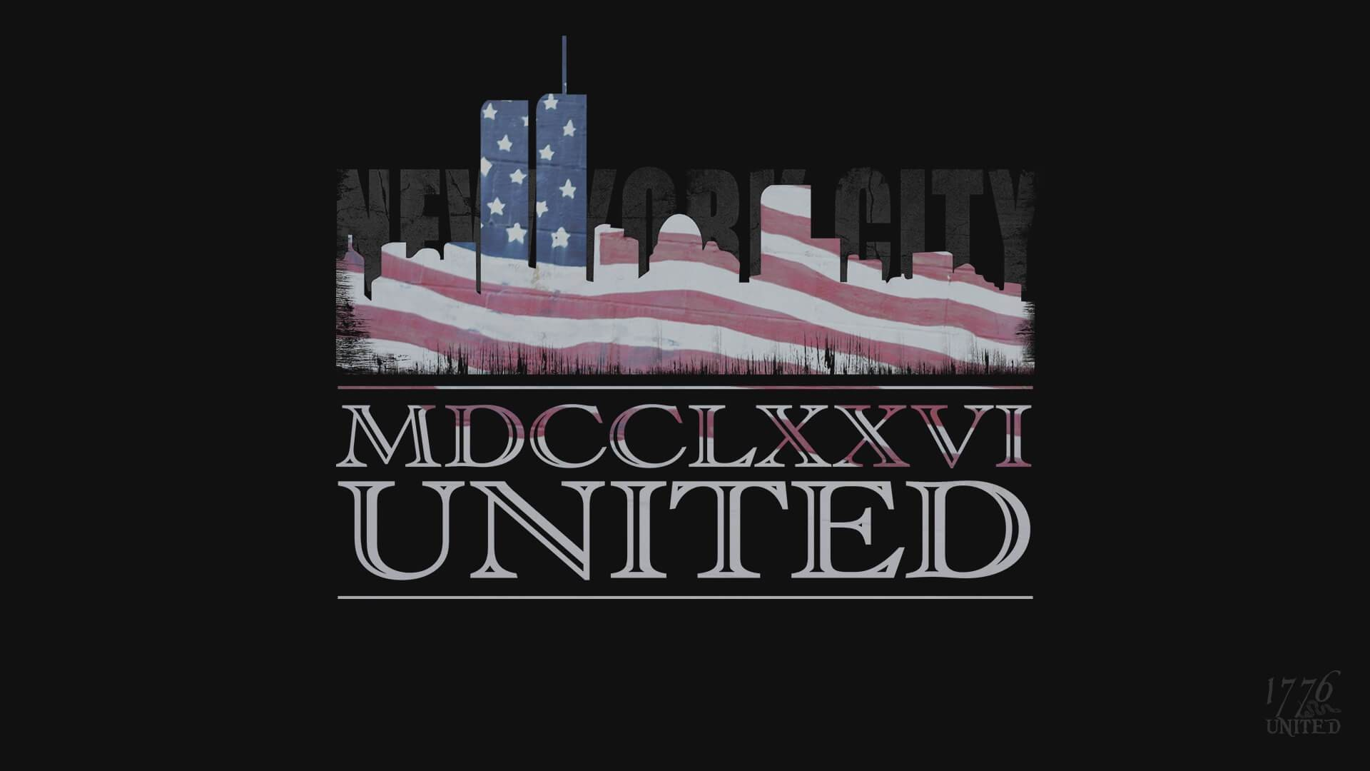 Res: 1920x1080, ... 1776 United Twin Towers New York City Wallpaper ...