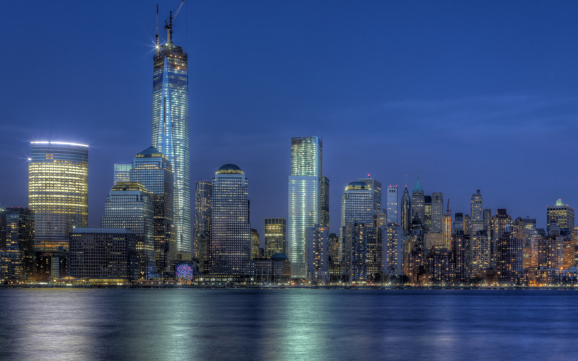 Res: 1920x1200, Man Made One World Trade Center Wallpaper