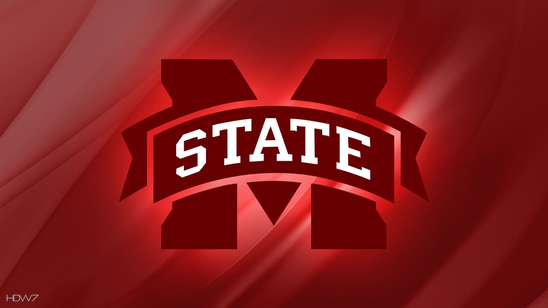 Res: 1920x1080, mississippi state bulldogs logo wallpaper