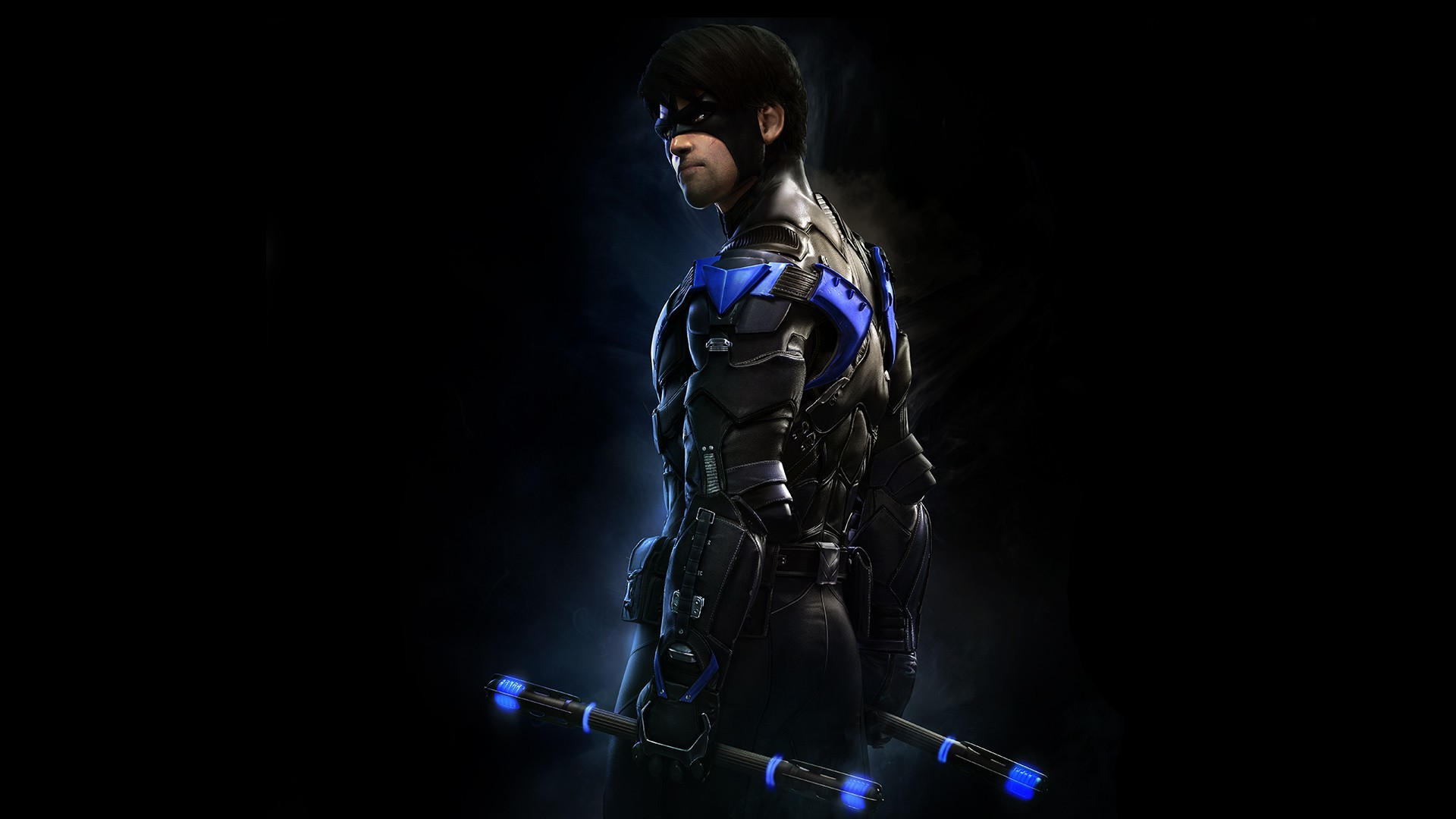 Res: 1920x1080, Blue Nightwing Wallpapers For Iphone