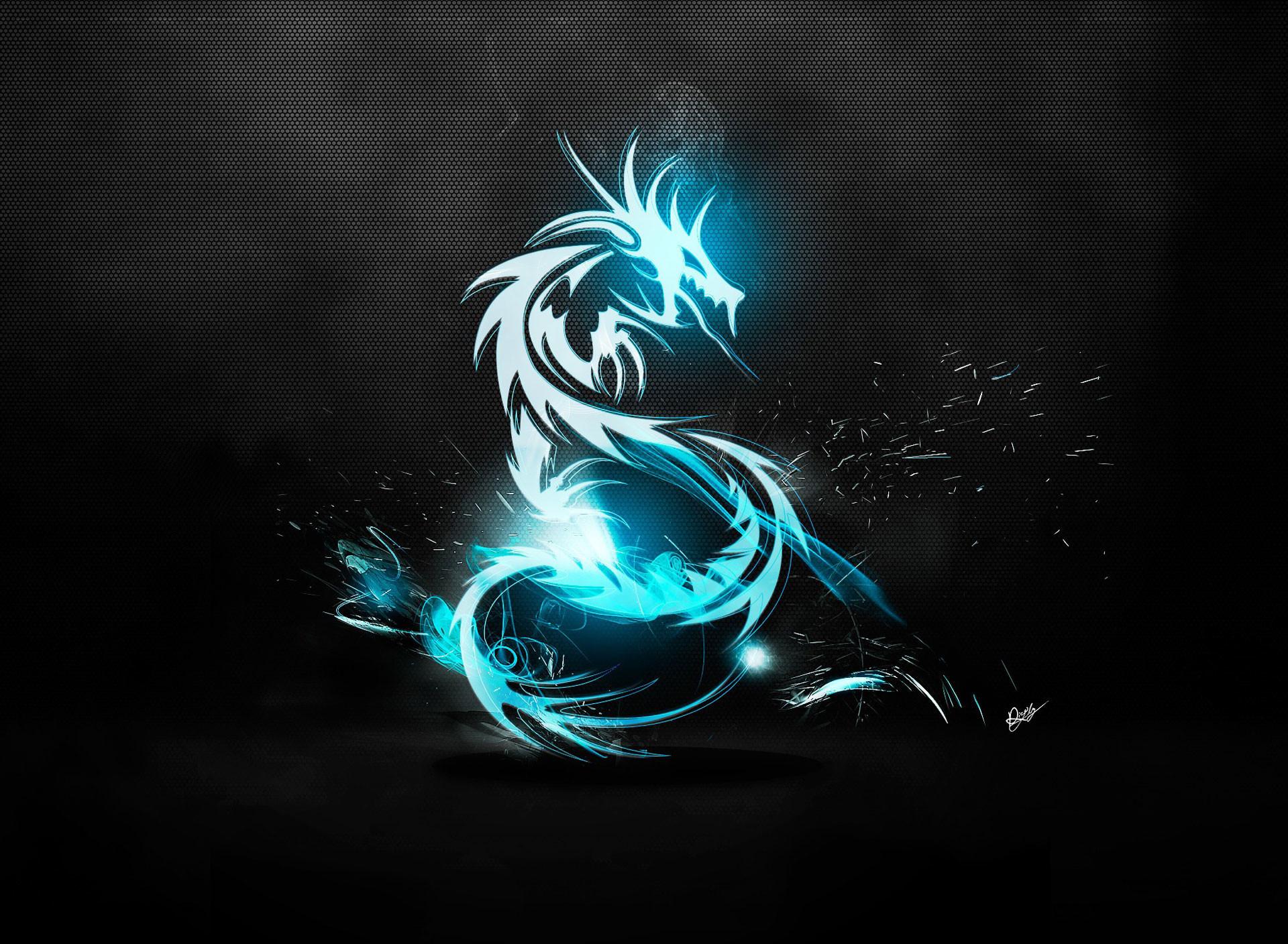 Res: 1920x1408,  Blue Dragon wallpaper