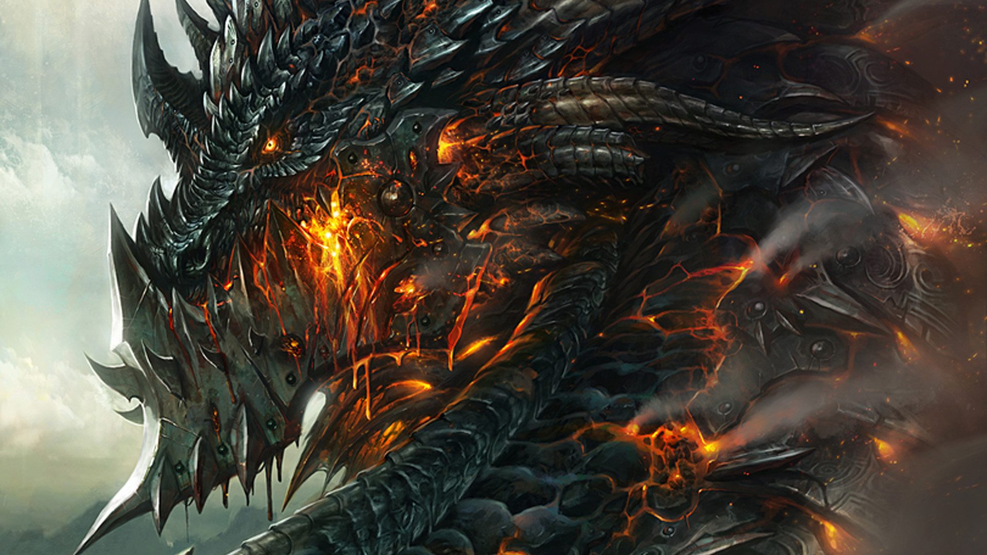 Res: 1920x1080, Dragon Wallpapers 5 - 1920 X 1080