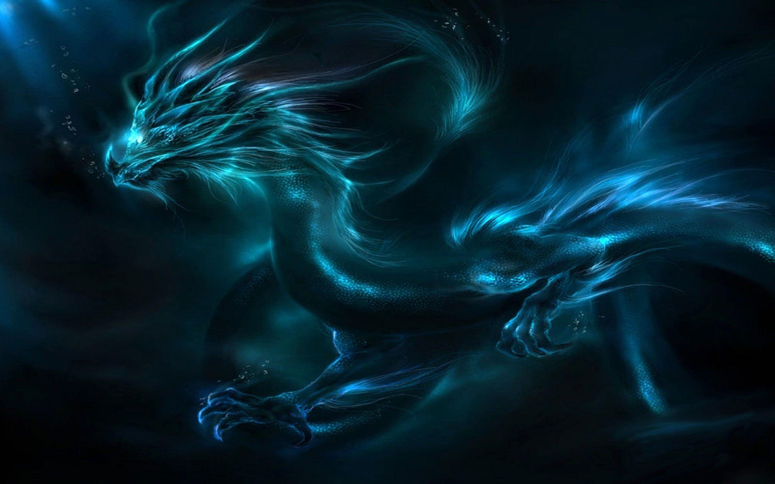 Res: 2560x1600, Water Dragon | WALLPAPERS | DESKTOP WALLPAPER | FREE DESKTOP BACKGROUNDS |  PHOTOS .
