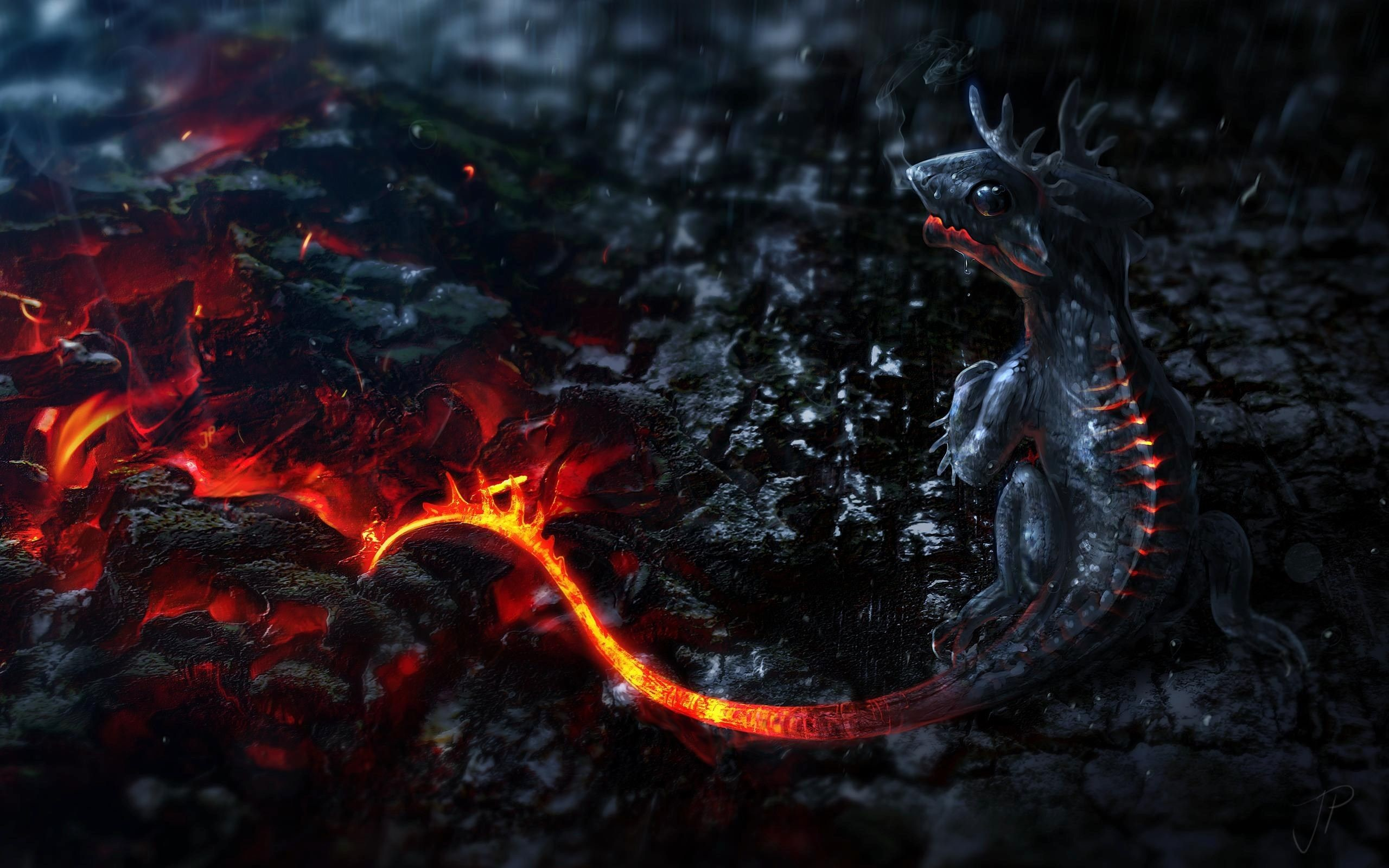 Res: 2560x1600, cute dragon wallpapers