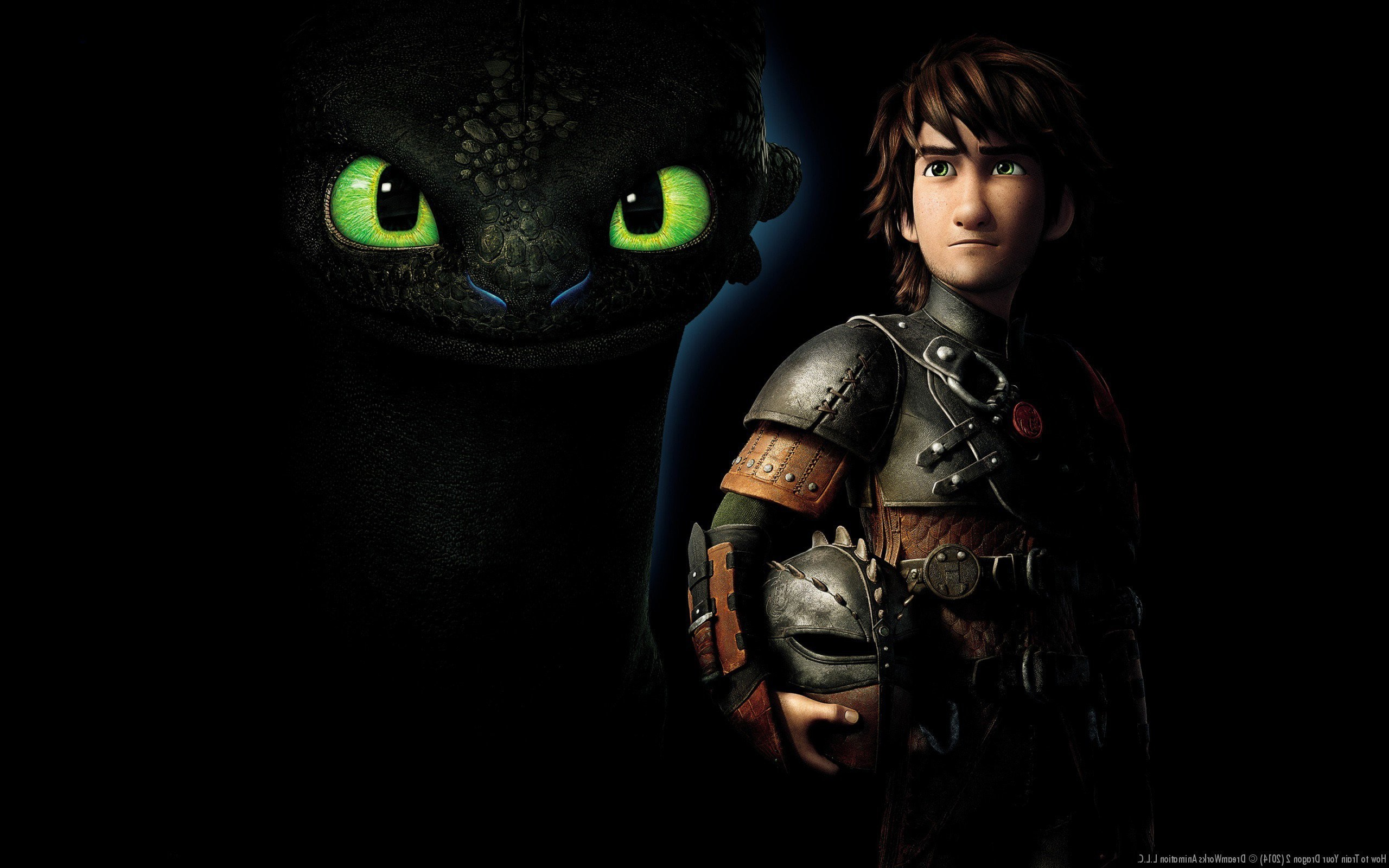 Res: 2560x1600, How To Train Your Dragon HD