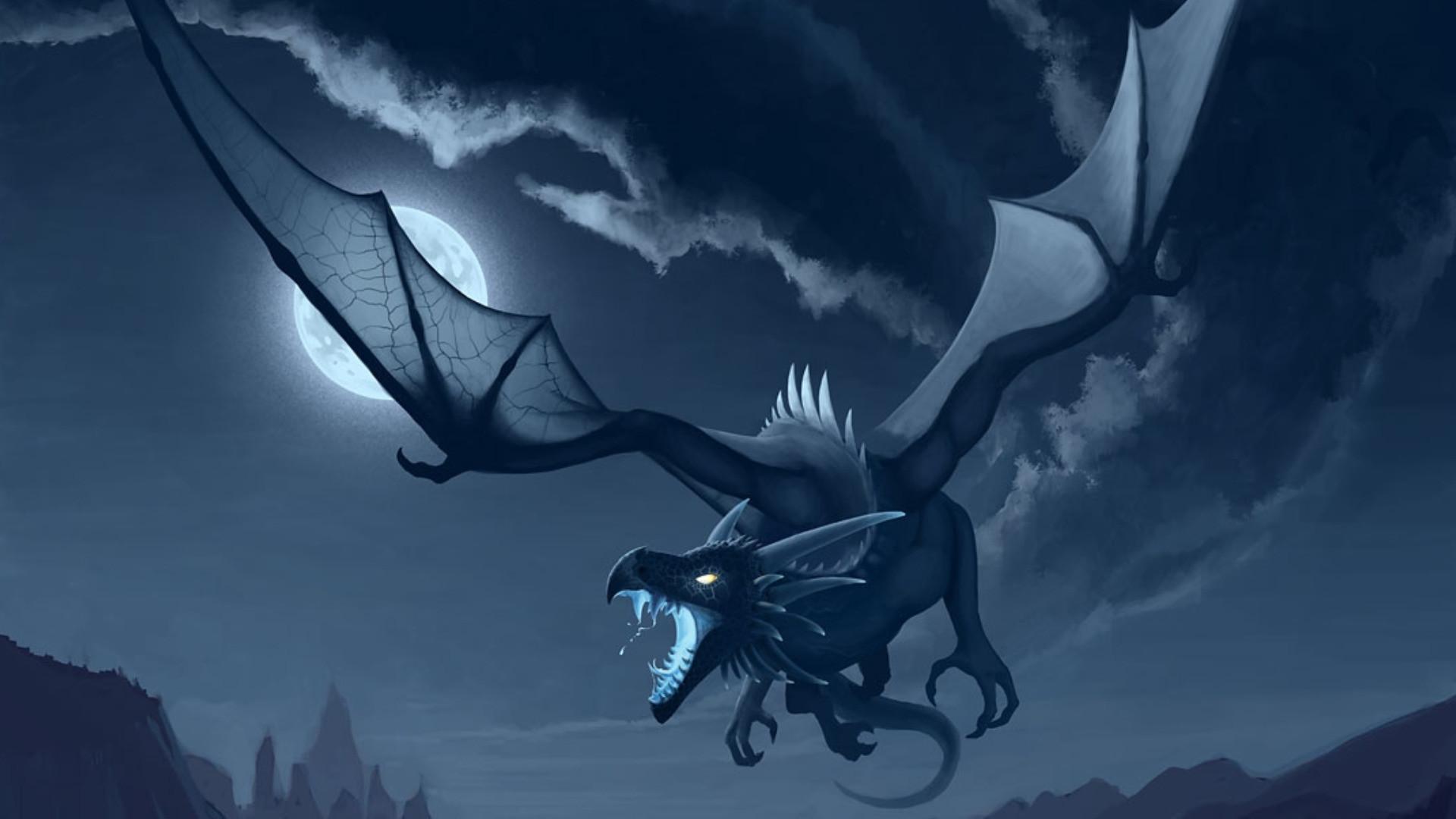 Res: 1920x1080, Dragon Wallpaper 41602