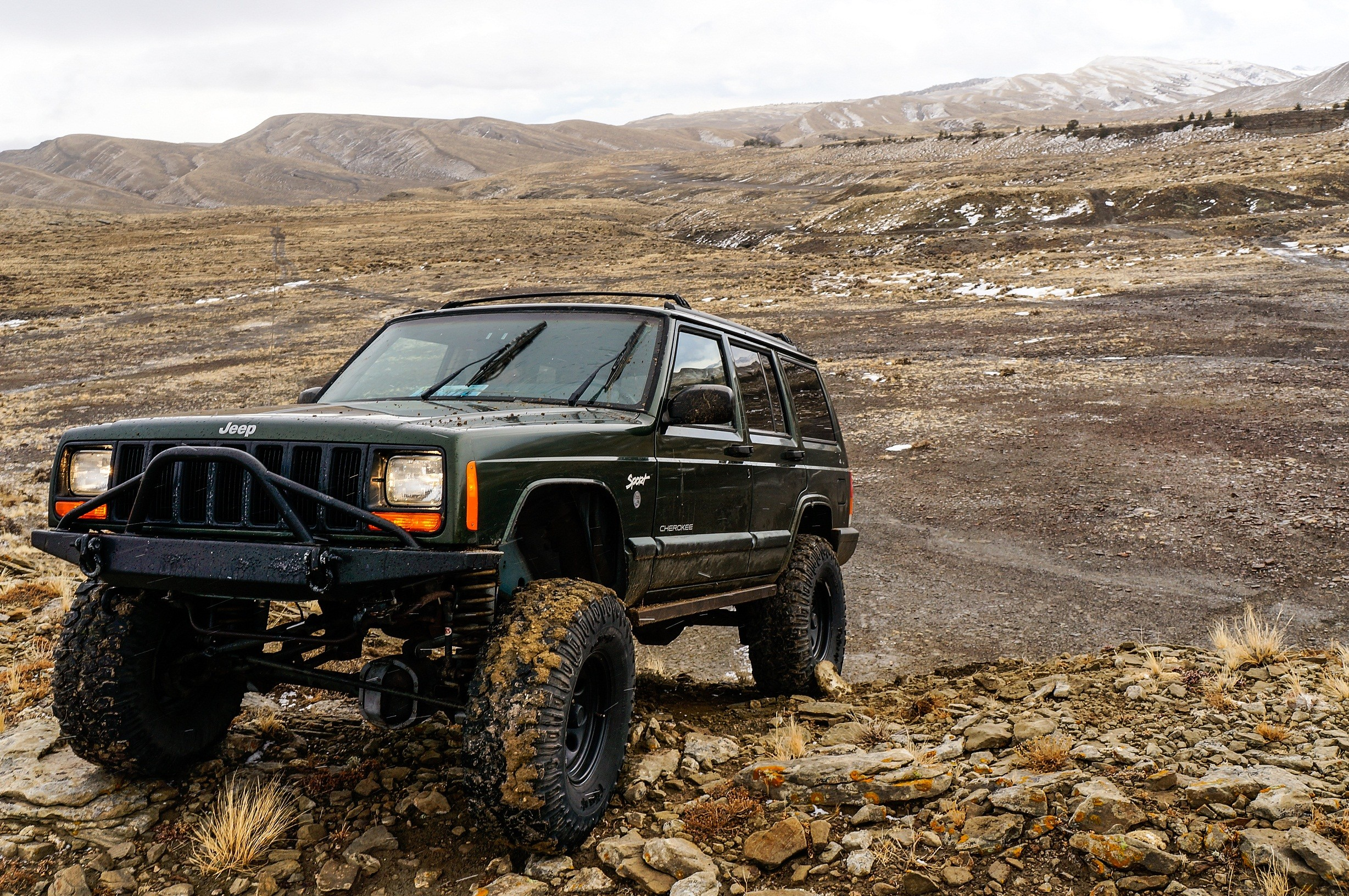 Res: 2456x1632, Vehicles - Jeep Cherokee Wallpaper