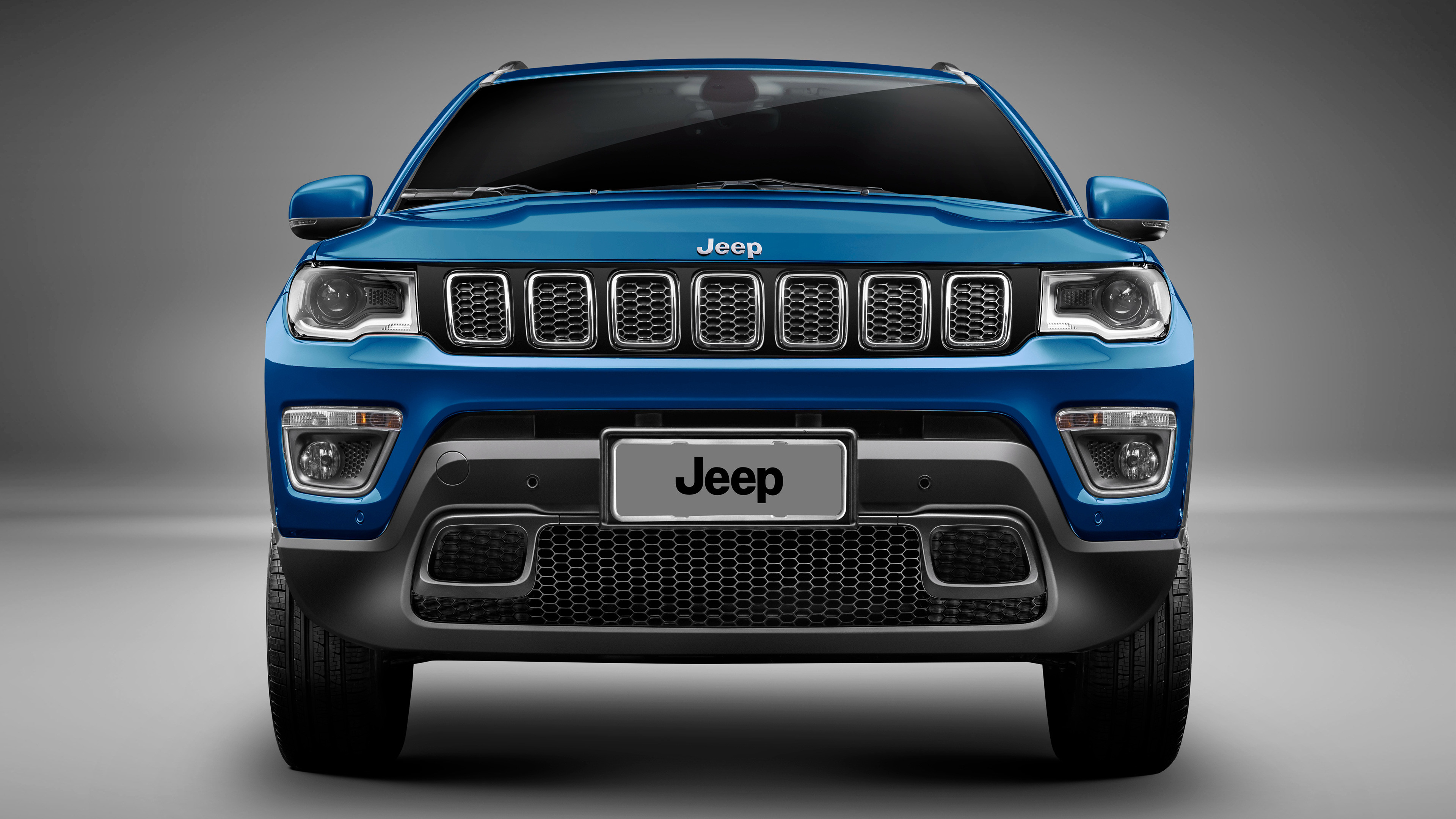 Res: 3840x2160, Tags: Compass Jeep ...