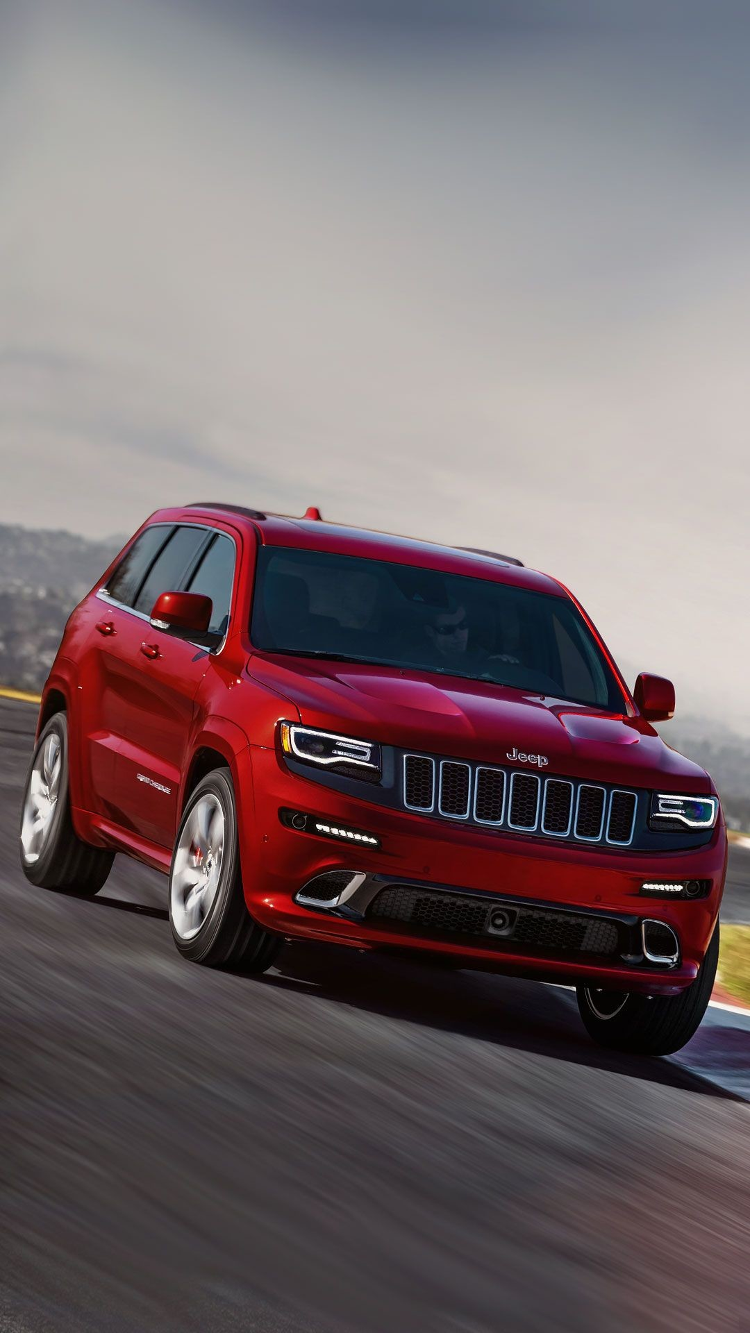 Res: 1080x1920, 2017 Jeep Grand Cherokee Wallpaper iPhone 6 Plus