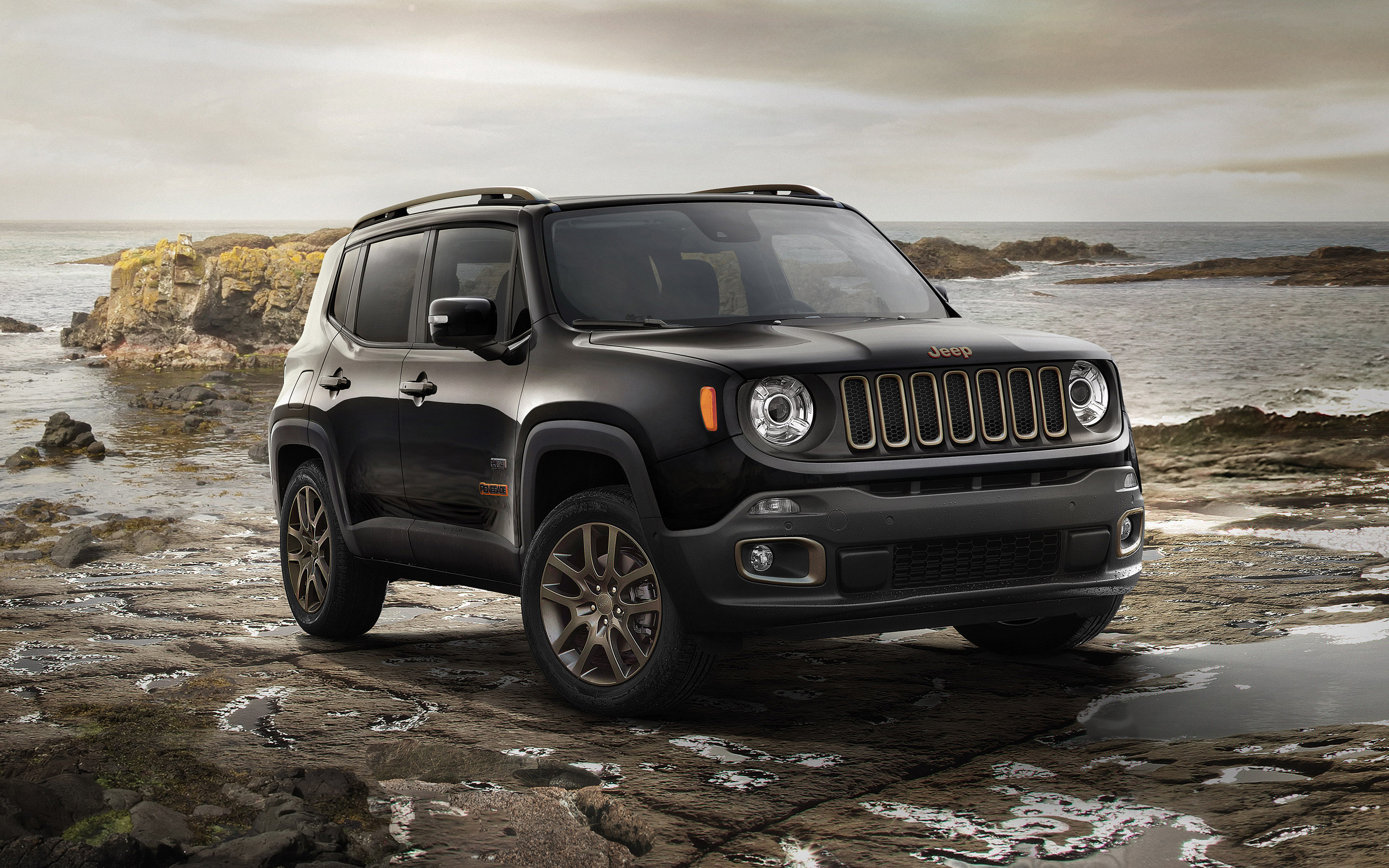 Res: 2880x1800, 2016 Jeep Renegade 75th Anniversary