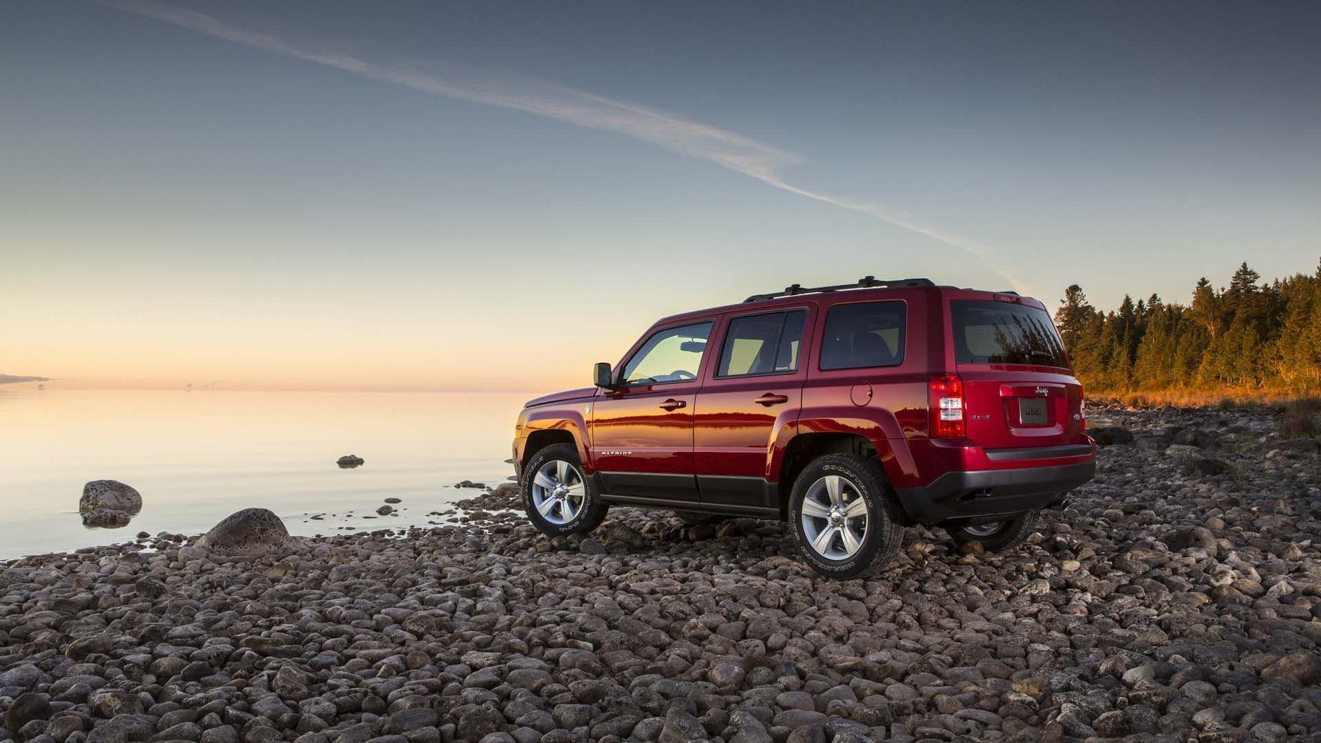 Res: 1920x1080, Jeep Patriot Mk74 - The Red Adventur…